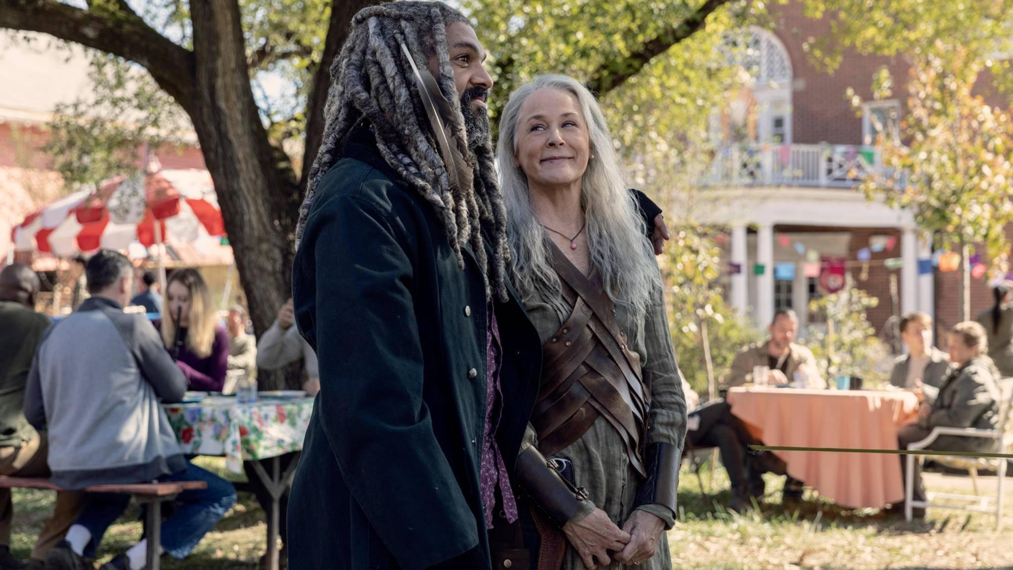 """Schöne Aussichten? """"The Walking Dead"""" soll noch weiter wachsen."""