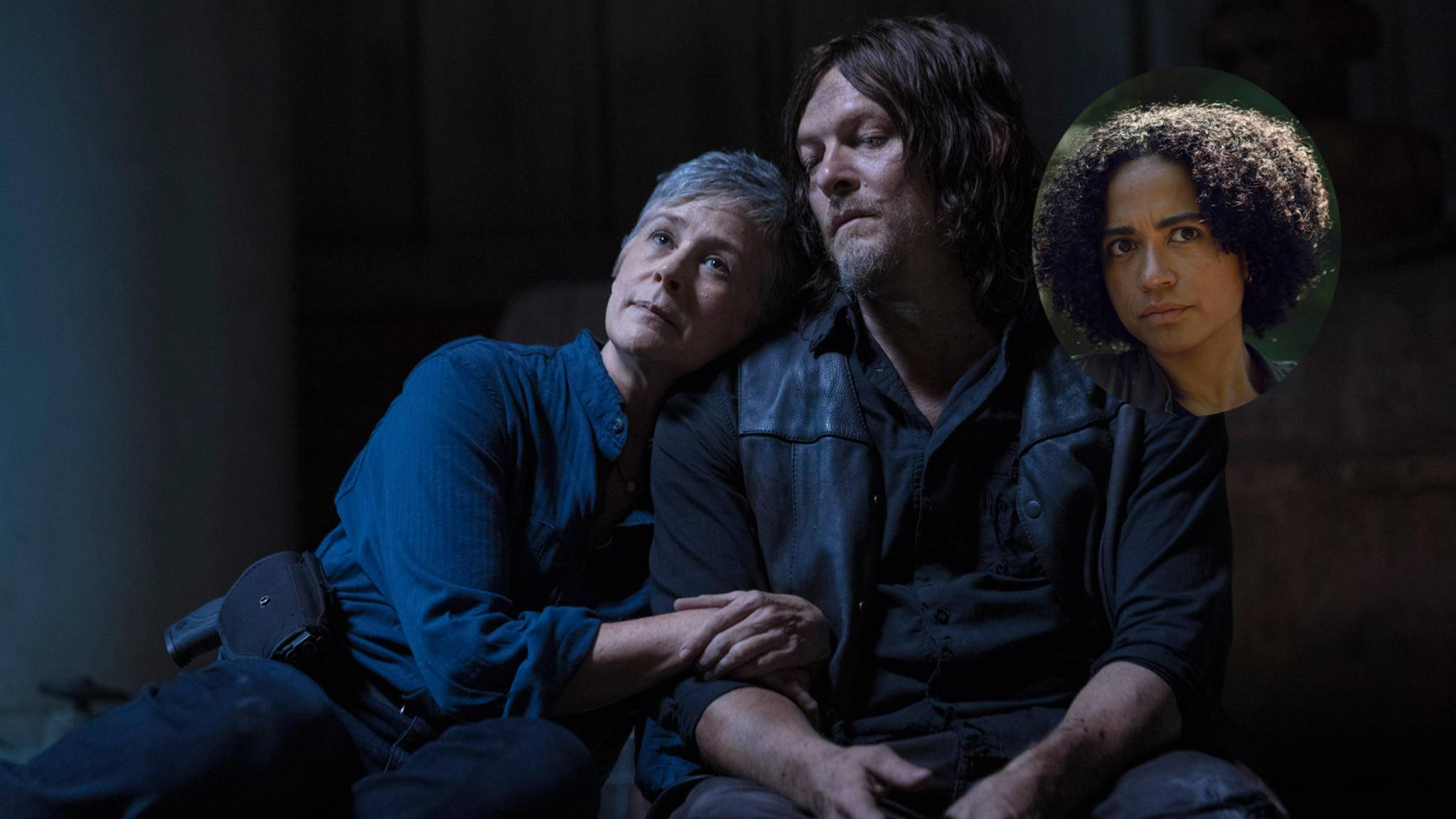 """Mit wem sollte Daryl in """"The Walking Dead"""" die große Liebe finden? Die Fans haben abgestimmt."""