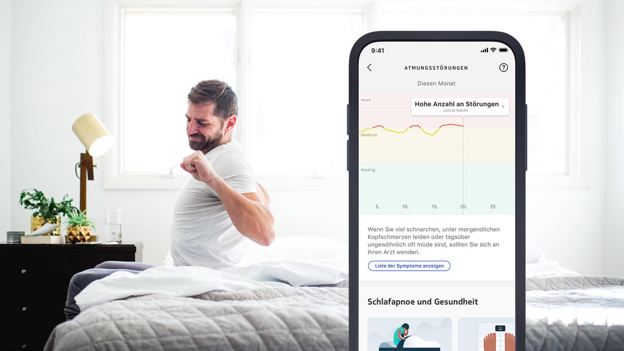 Die smarte Schlafsensormatte von Withings bekommt ein wichtiges Update.