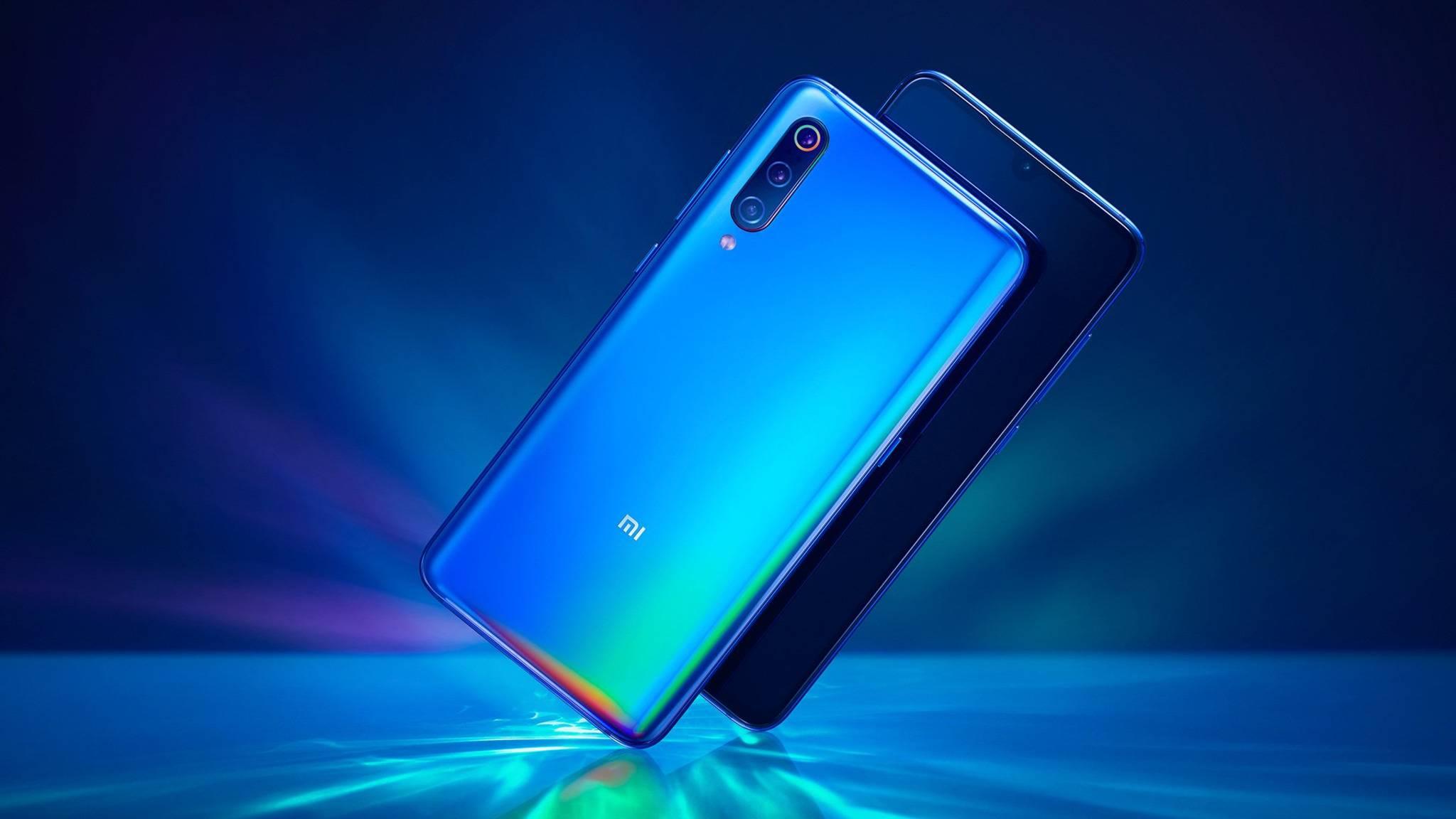 Das Xiaomi Mi 9 könnte es bald auch offiziell vom Hersteller in Deutschland zu kaufen geben.