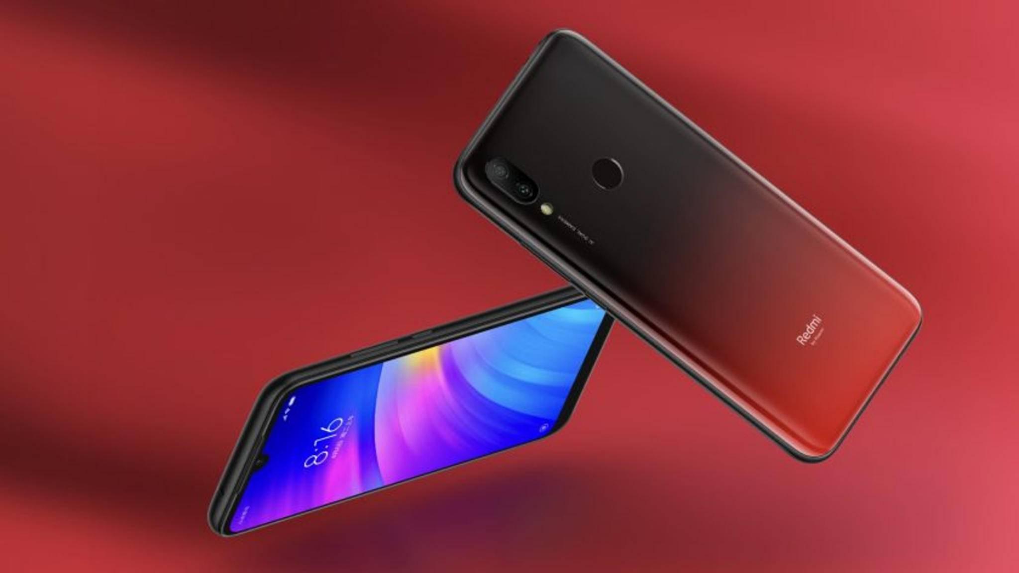 Xiaomi Redmi 7 offiziell vorgestellt: Das 100-Euro-Smartphone