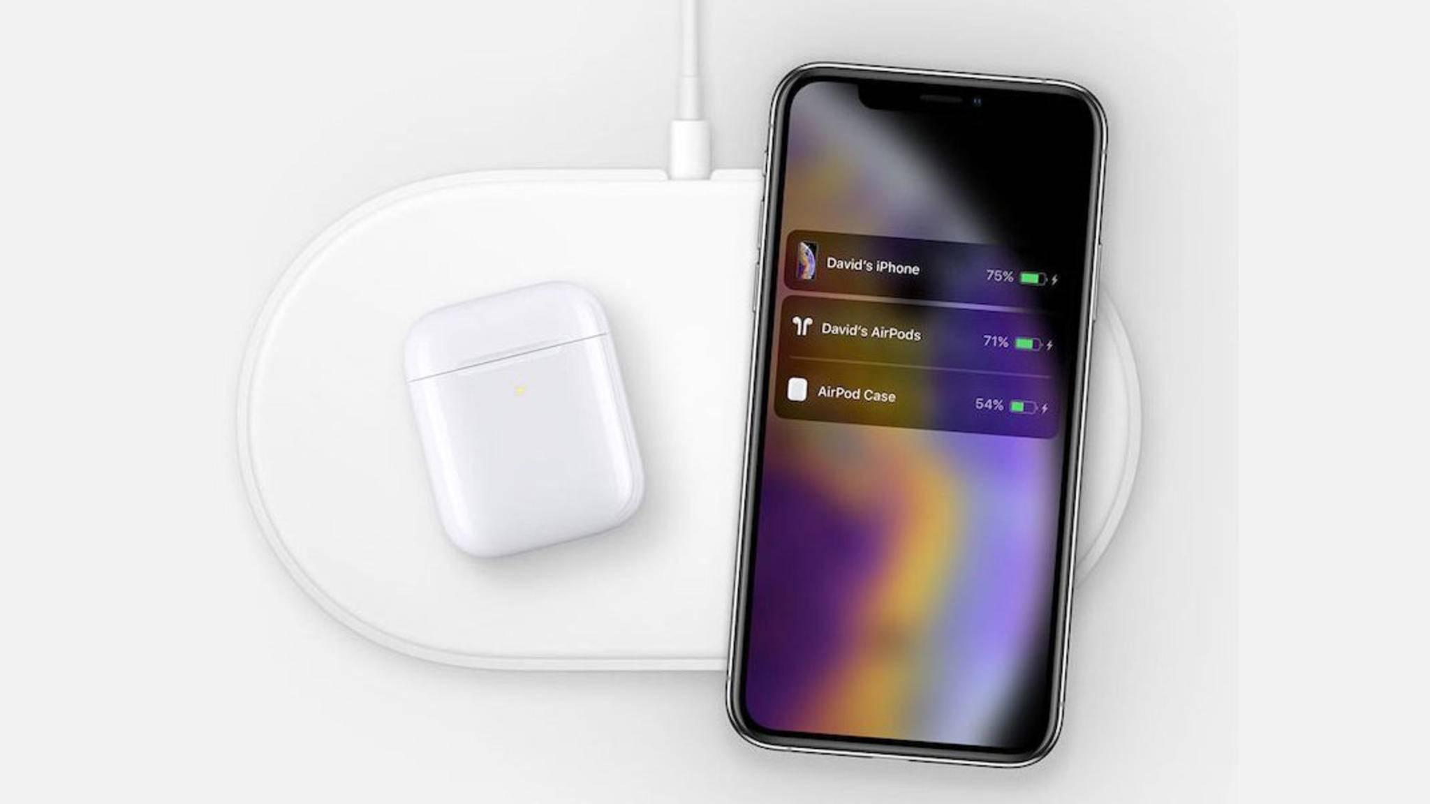 Es gibt ein neues Bild von Apple AirPower, das im Quelltext einer Webseite von Apple entdeckt wurde.