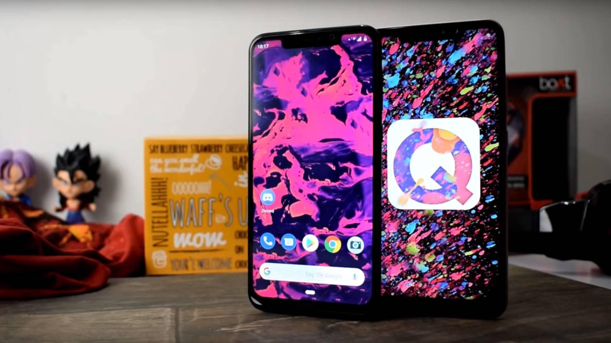 Android Q ist da!