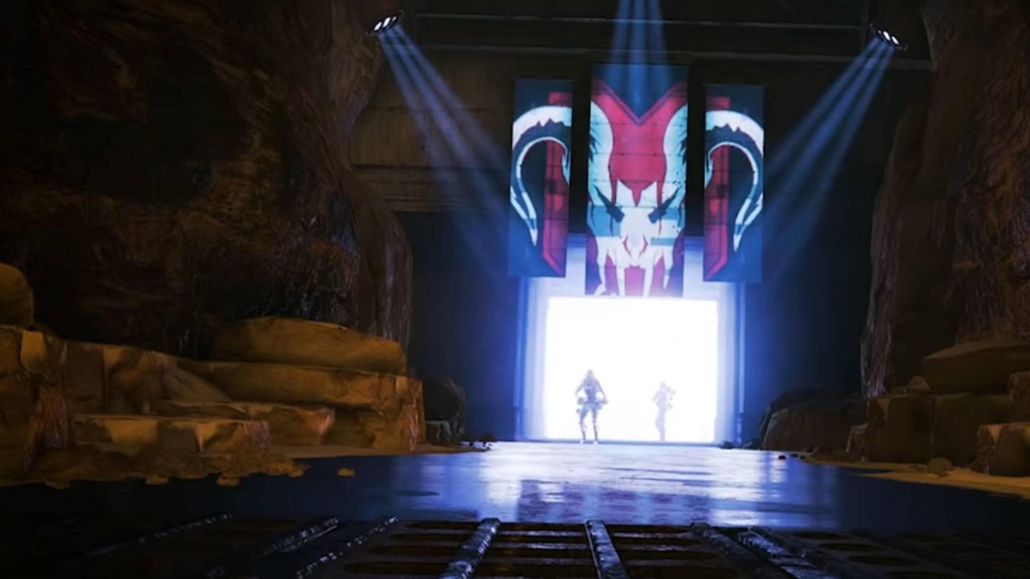"""""""Apex Legends"""": Sind das Octane und Wattson?"""