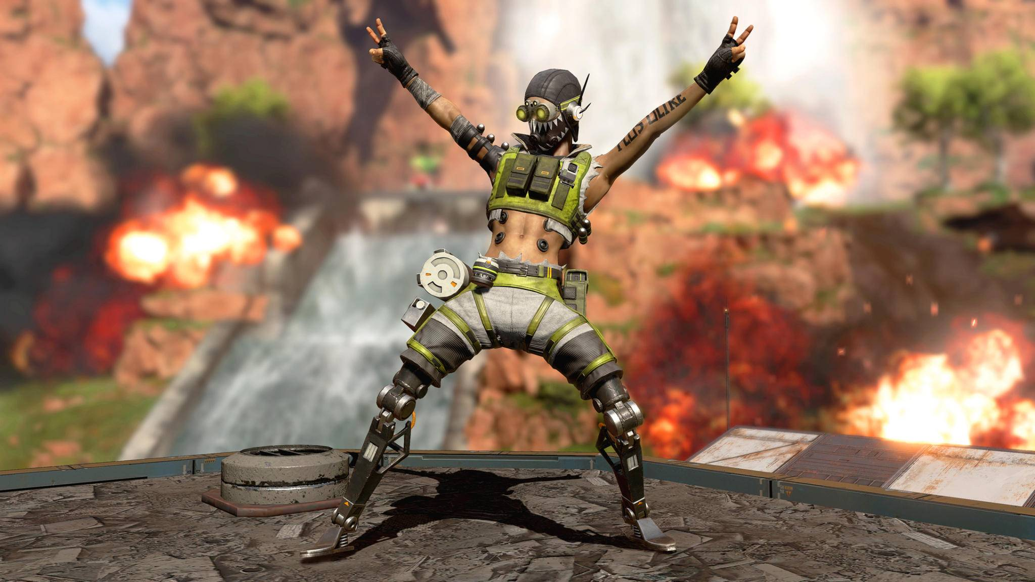 "Woohoo! ""Apex Legends"" erobert bald auch den Mobile-Markt."