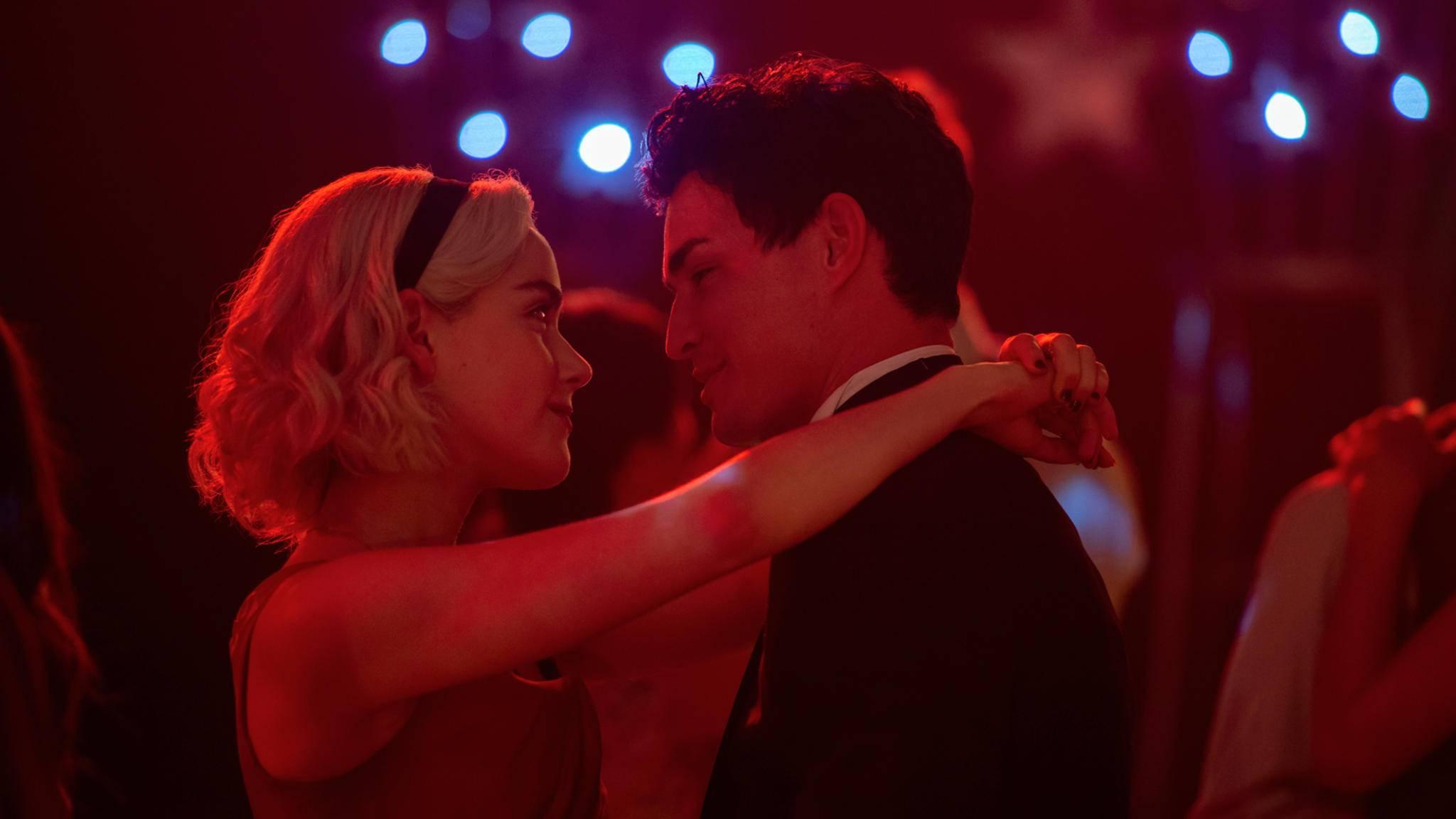 Sabrina setzt Himmel und Hölle in Bewegung, um Nick zurückzuholen – im wahrsten Sinne des Wortes.