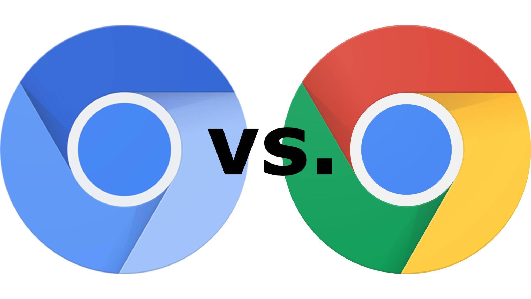 Chromium vs. Chrome: Wir erklären Dir die Gemeinsamkeiten und Unterschiede der beiden Browser.