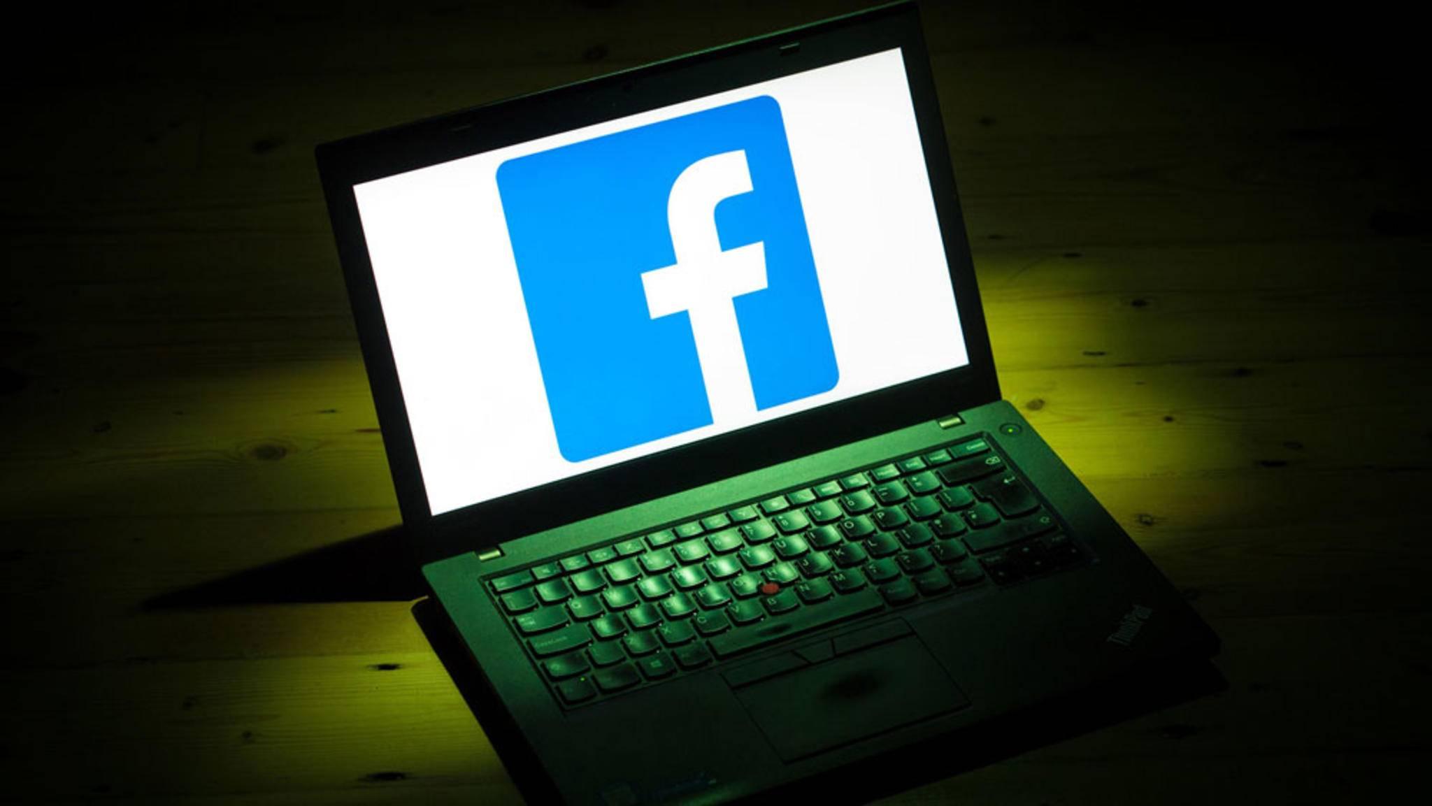 Die Facebook-Dienste waren am Mittwoch teilweise stundenlang nicht nutzbar.