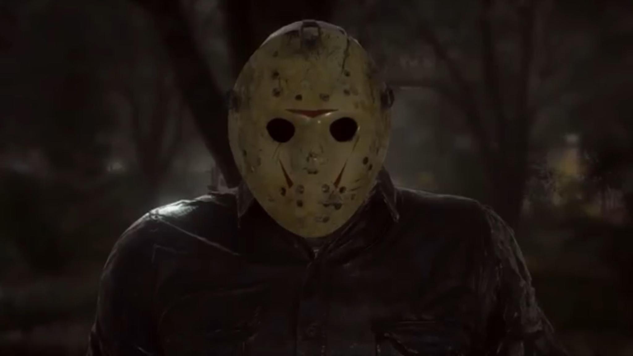 Ein Gesicht, das nur eine Mutter lieben kann: Schon ganz gut, dass Jason Voorhees (fast) immer eine Eishockey-Maske trägt.
