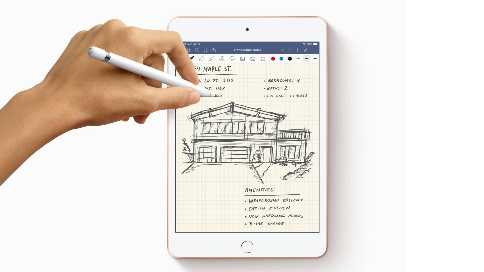 Das neue iPad mini 5 ist seit Kurzem erhältlich.