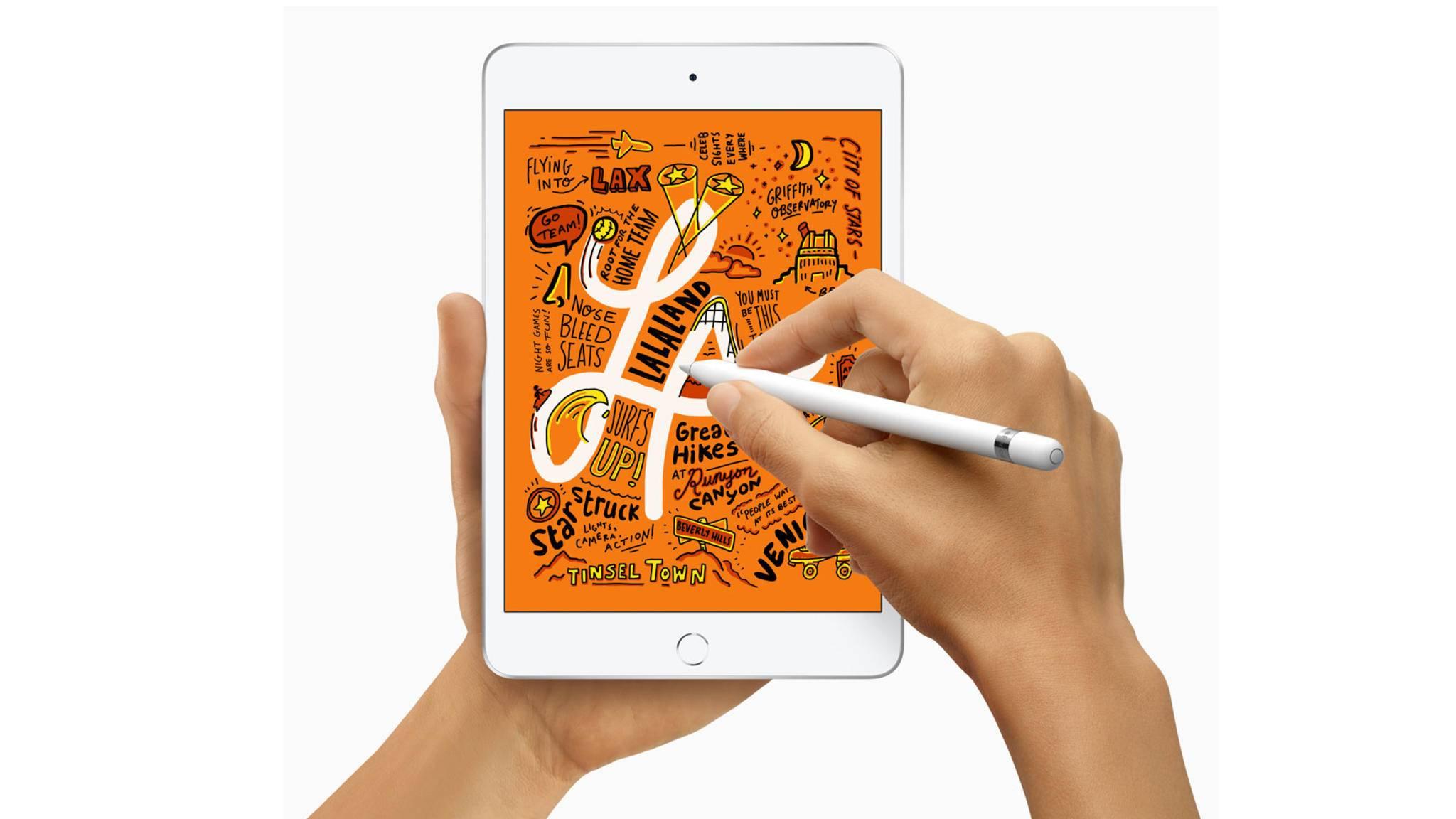 Das iPad mini 5 unterscheidet sich in einigen Punkten vom Vorgänger.