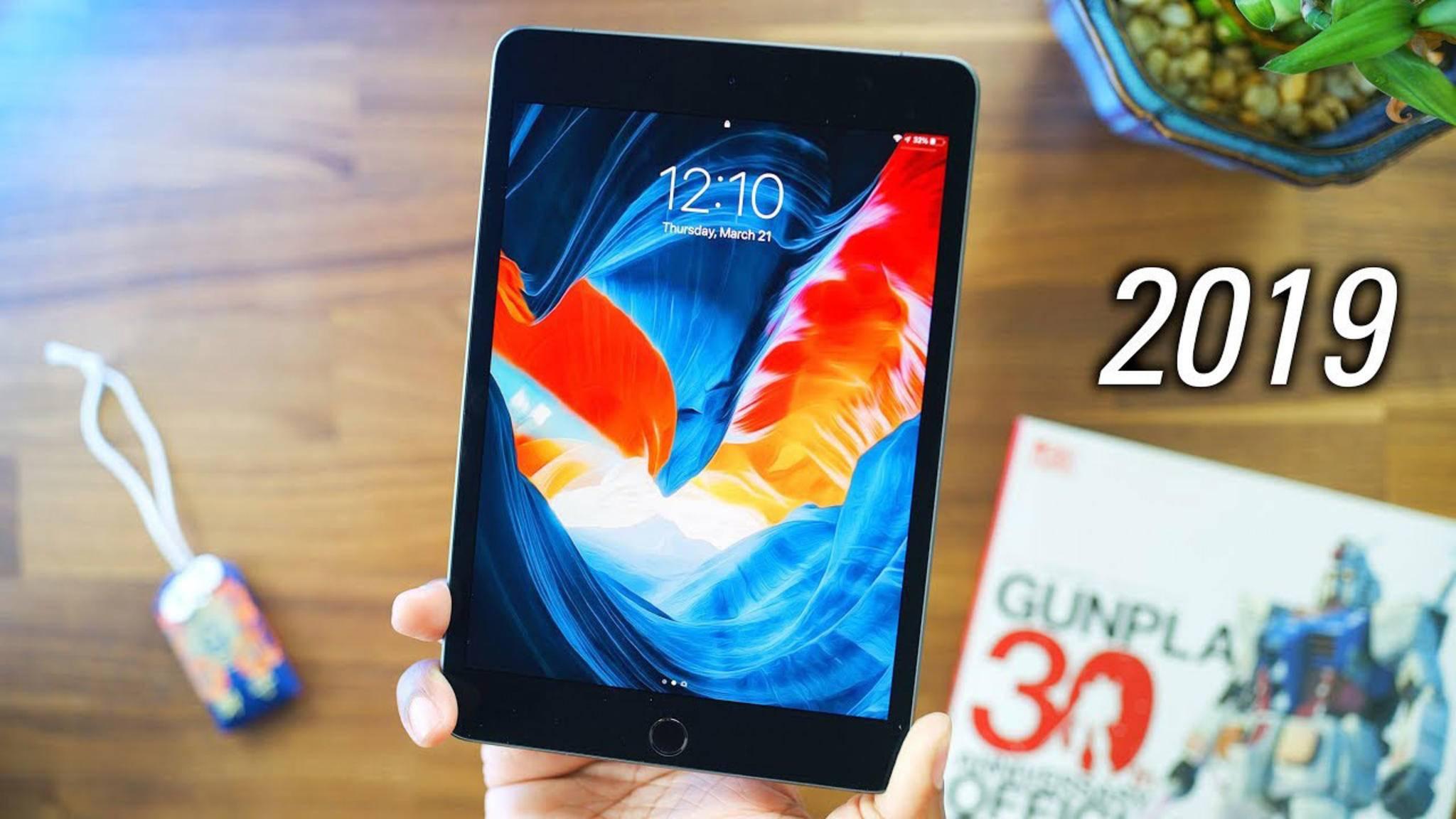 Die ersten Testen haben ihr Urteil über das iPad mini 5 bereits gefällt.