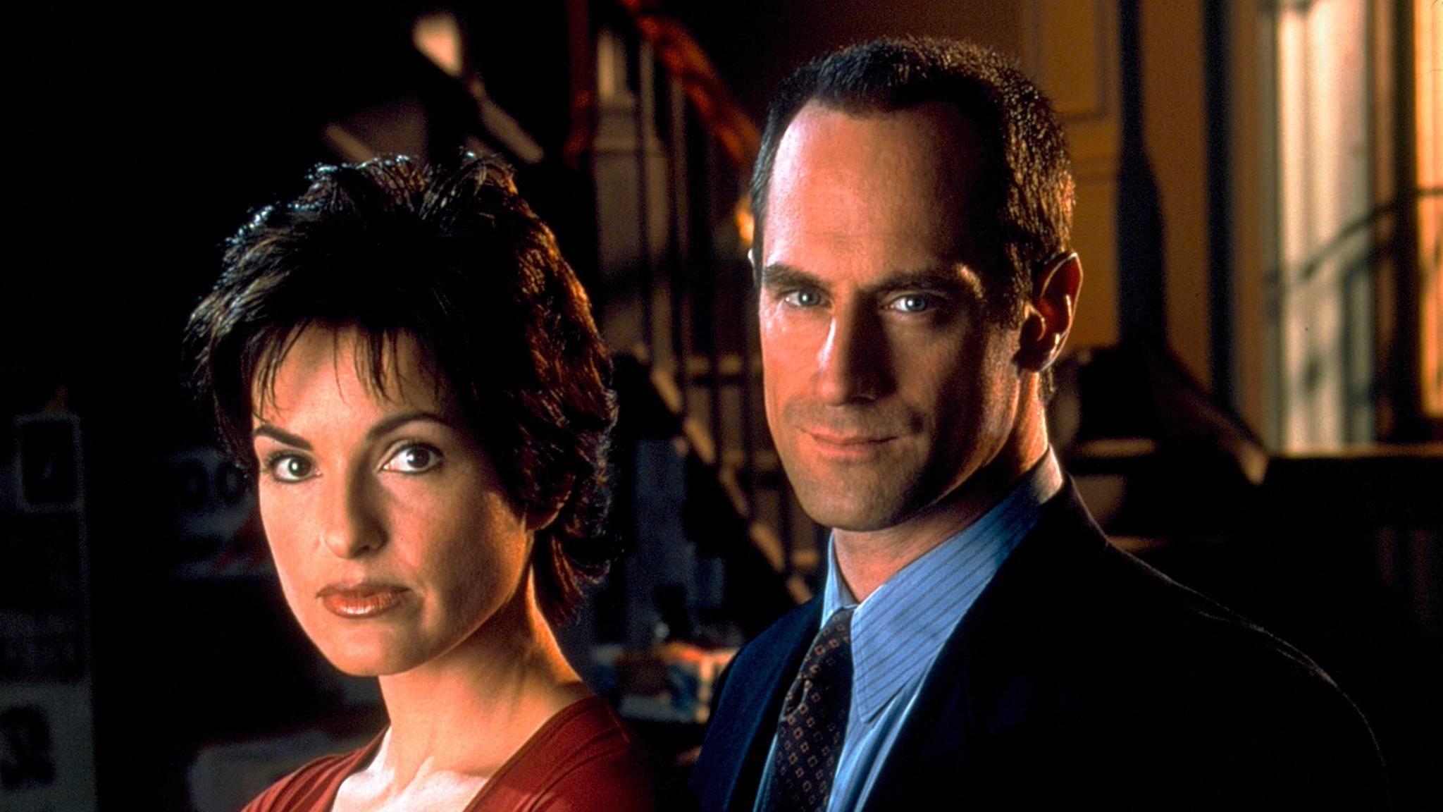 "Seit 1999 ist ""Law & Order: Special Victims Unit"" auf Sendung."