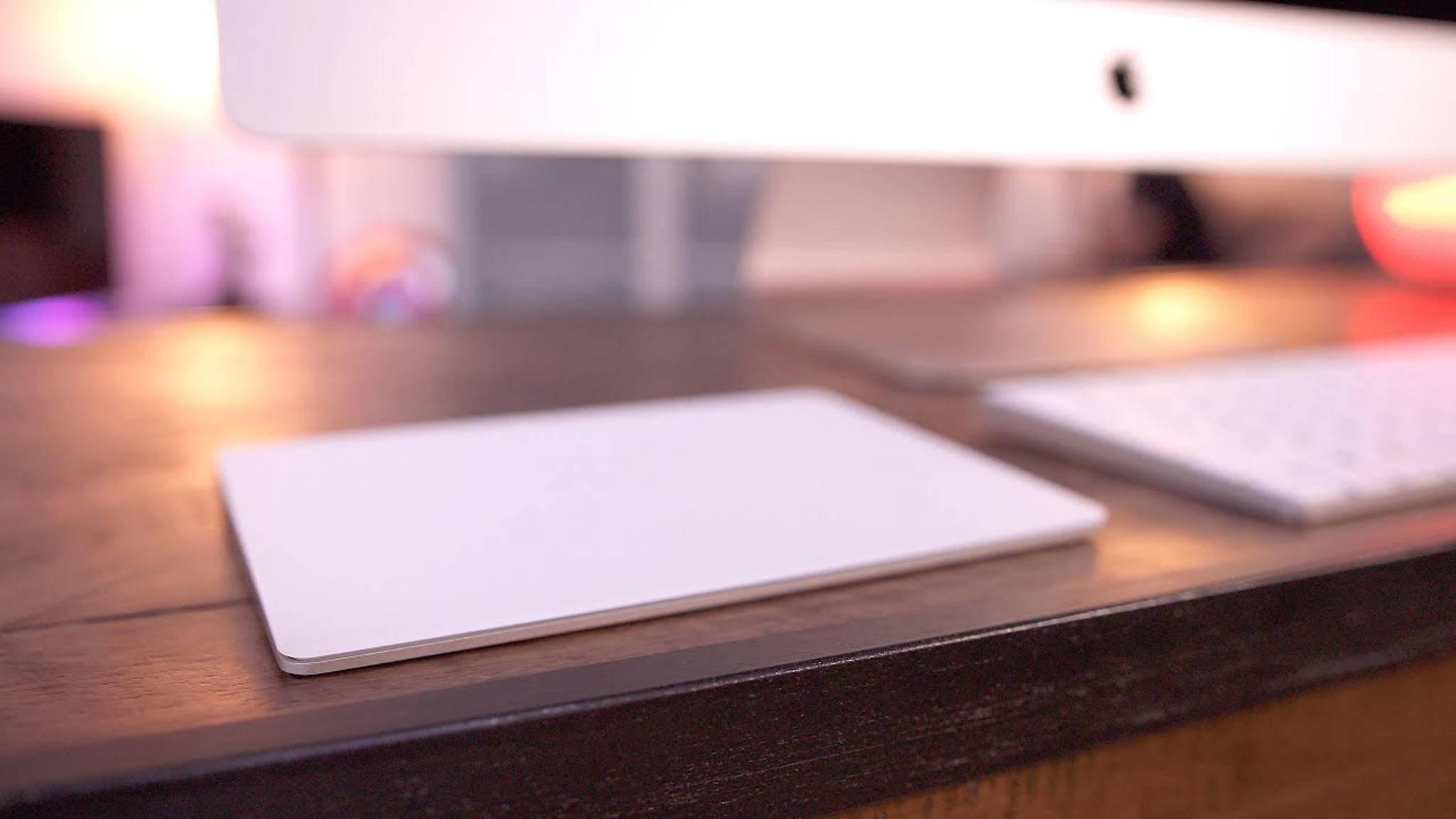 Trackpad oder lieber Magic Mouse? Beide Eingabegeräte haben ihre Vor- und Nachteile.