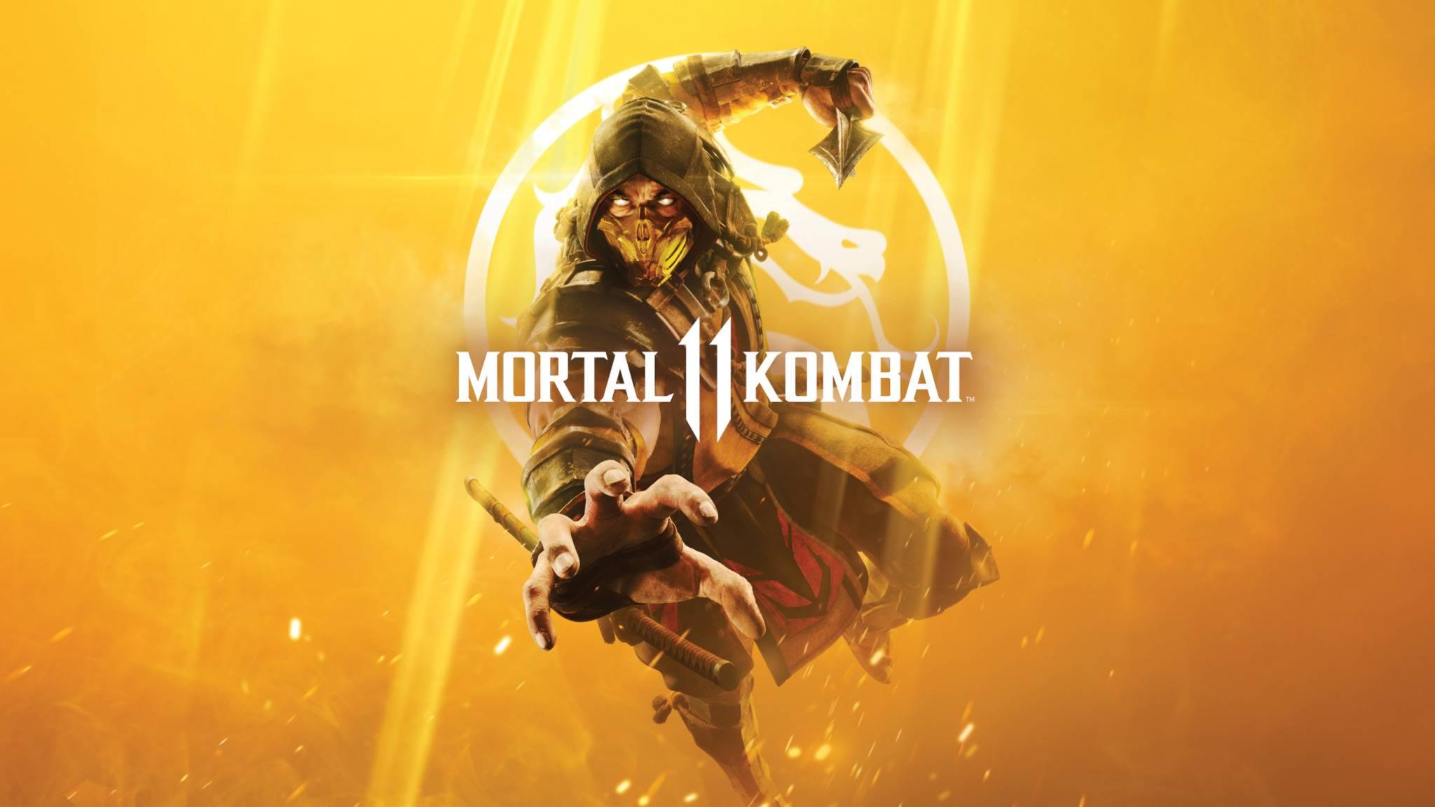 """Ein aktueller Leak hat fast das komplette Line-up von """"Mortal Kombat 11"""" enthüllt."""