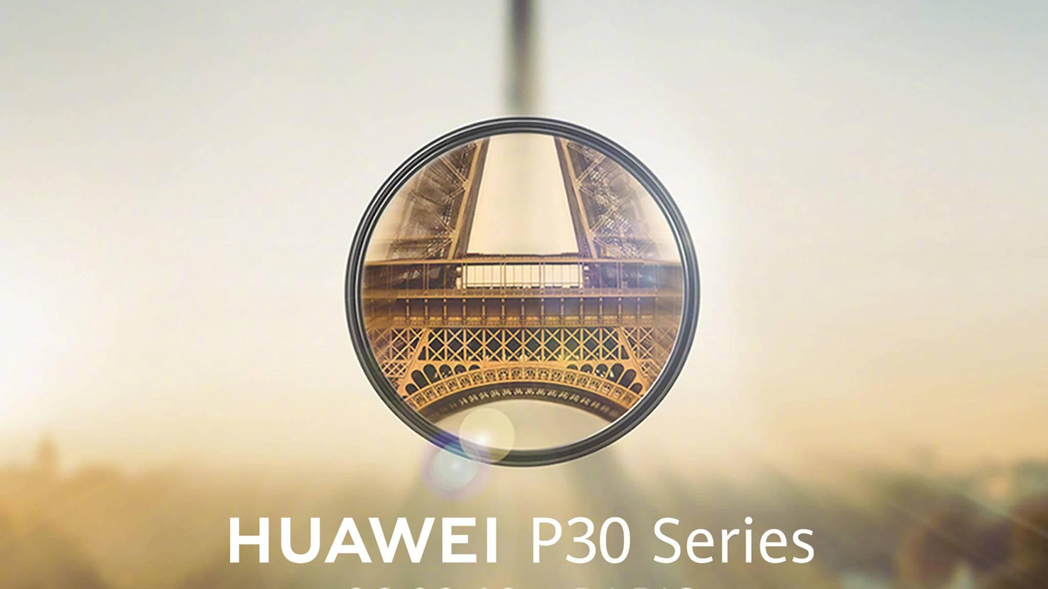 Das Huawei P30 Pro könnte neue Maßstäbe in puncto Zoom-Fähigkeit einer Smartphone-Kamera setzen.
