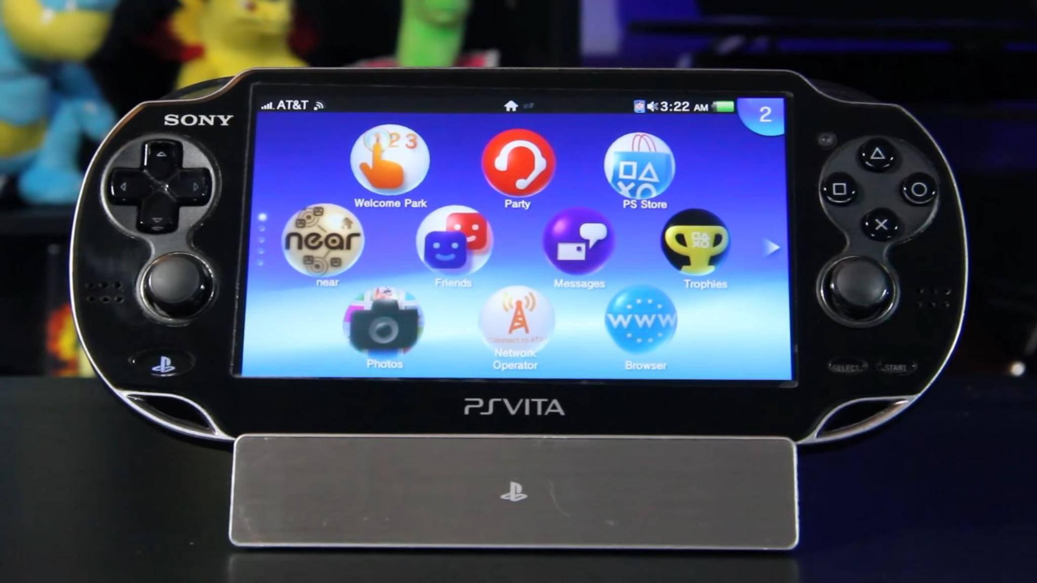 Nach acht Jahren stoppt Sony offiziell die Produktion der PS Vita. Ruhe in Frieden.
