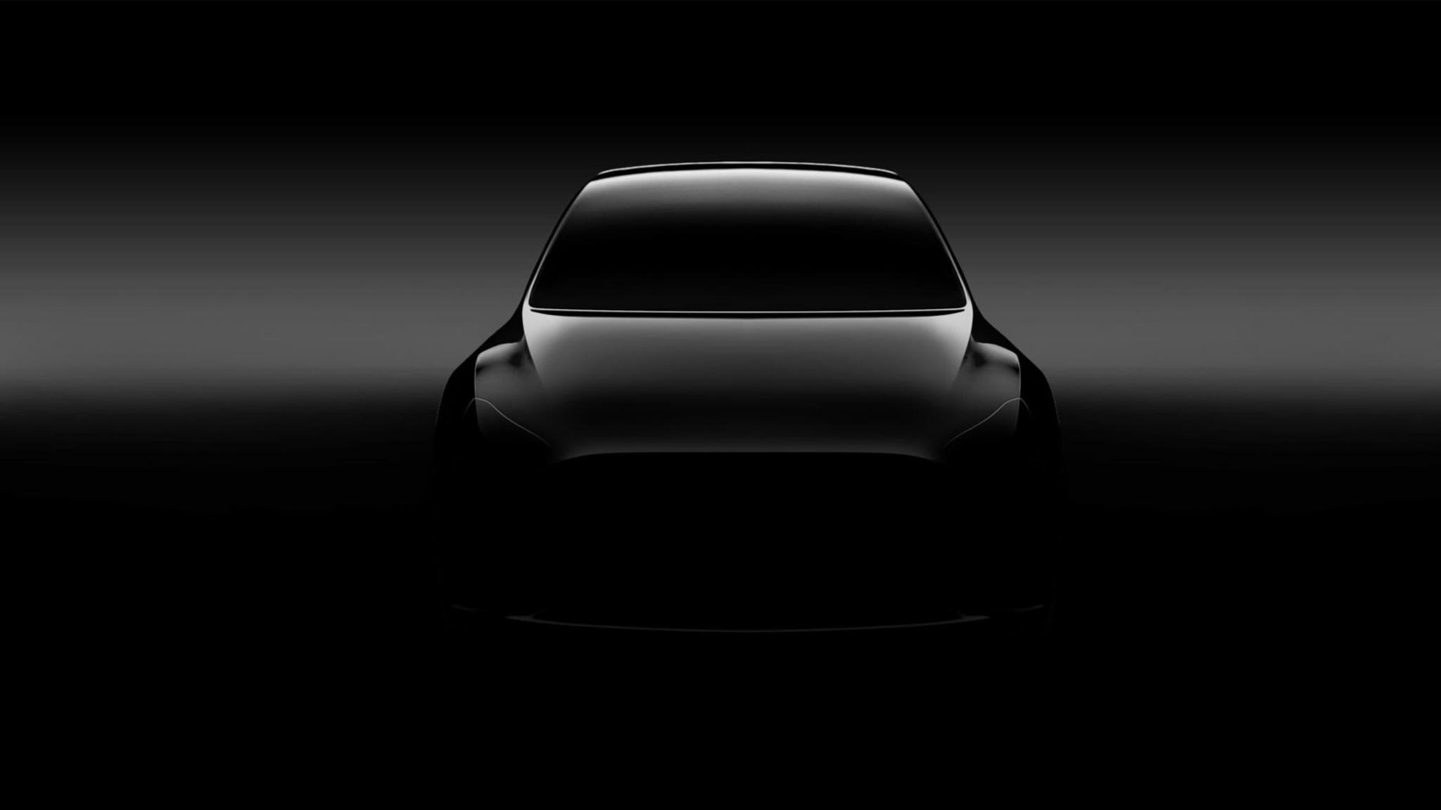 Etwas größer, etwas teurer als das Model 3: Das Model Y wird am 14. März vorgestellt.