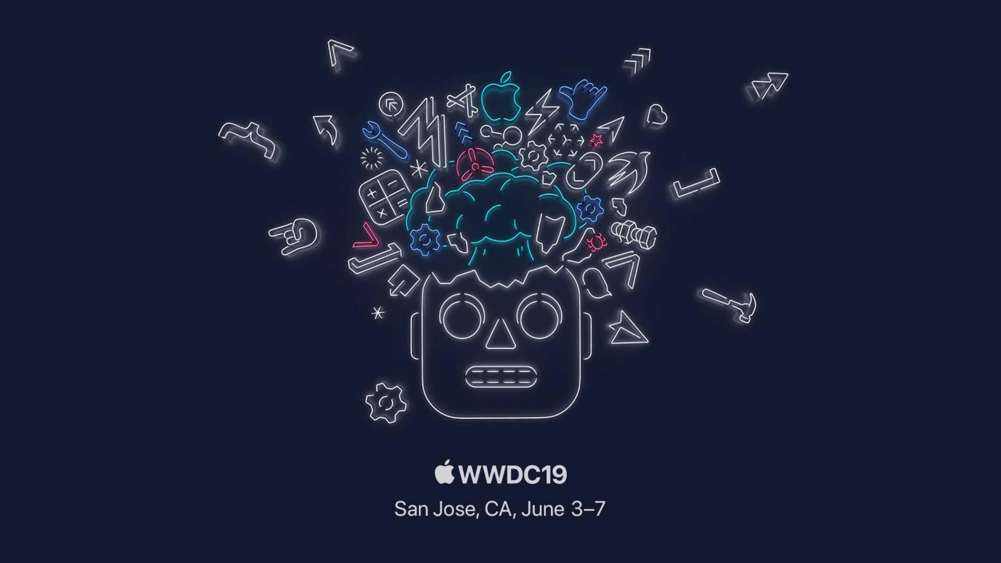 Entwickler können sich ab sofort für die Teilnahme an der WWDC 2019 registrieren.