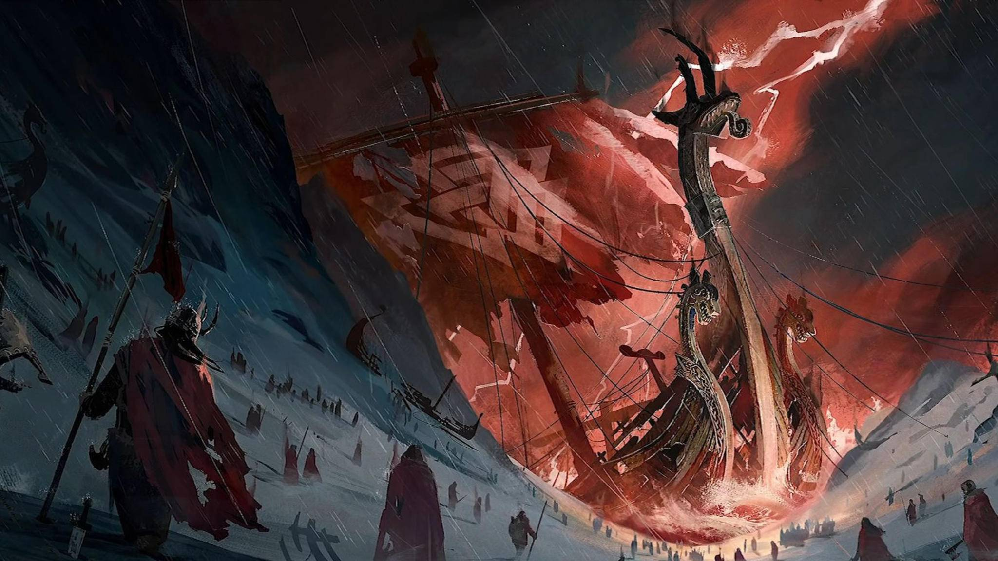 """Ein neuer Leak verspricht uns """"Assassin's Creed Ragnarok""""."""