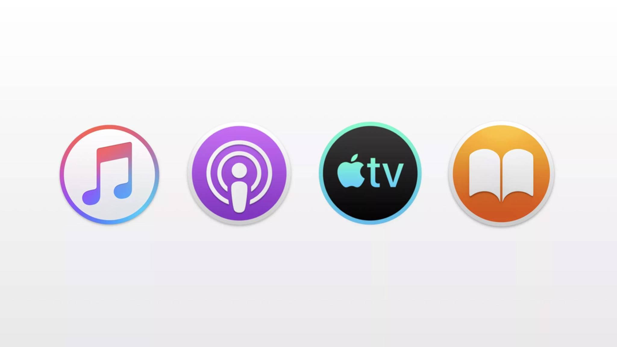 Aus für iTunes? Eigene Apps für Music, TV & Co. in macOS geplant
