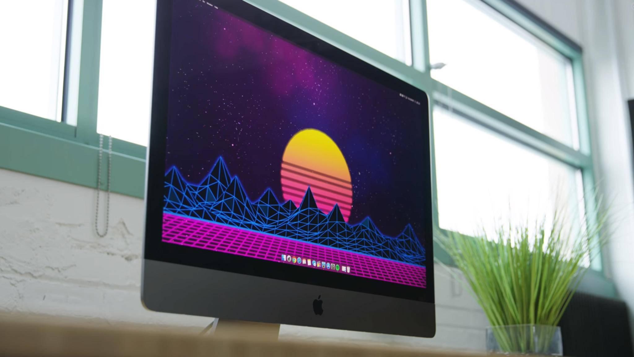 Schon bald sollen auch Macs mit Face ID ausgestattet werden.