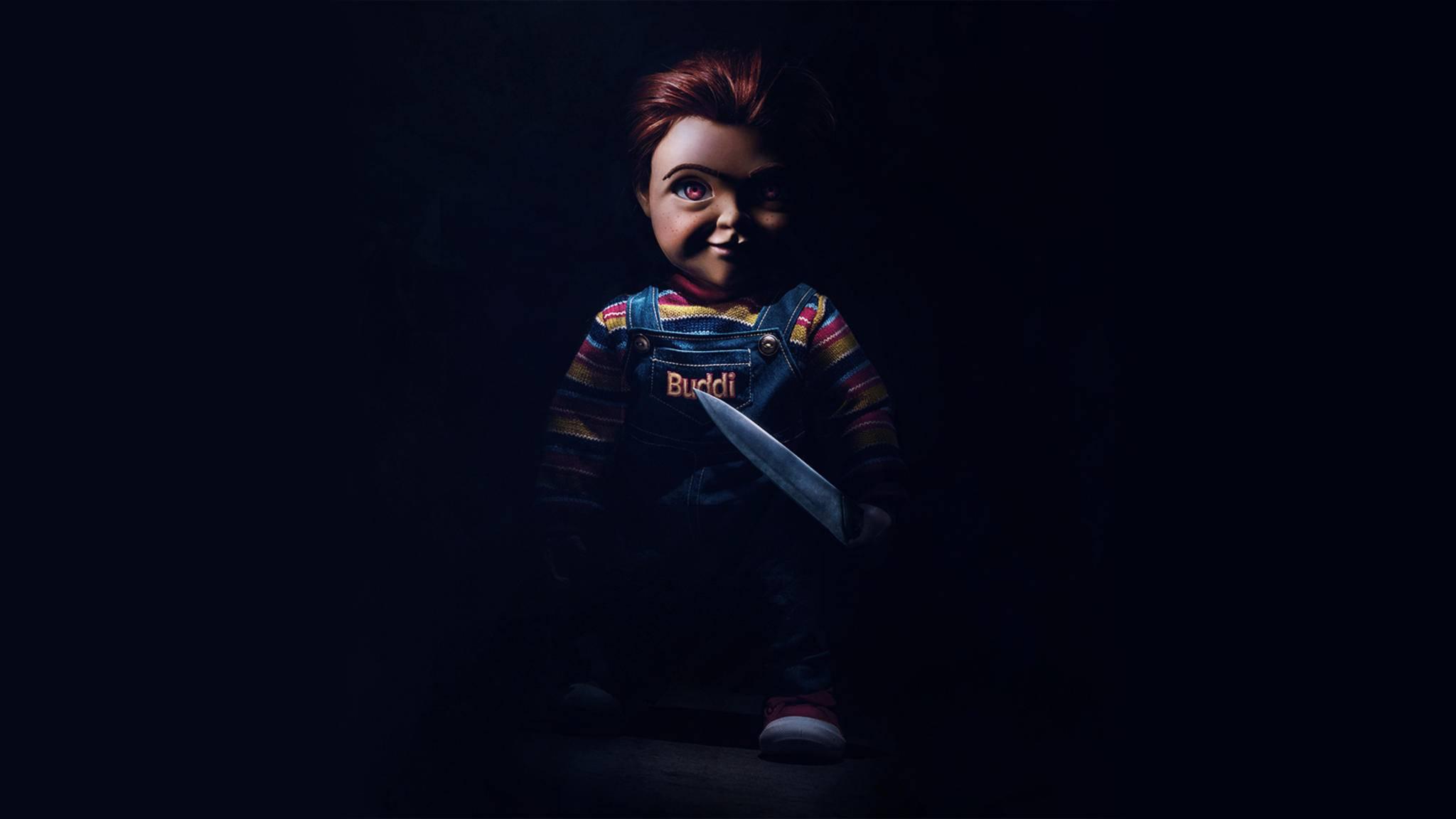 """""""Chucky – Die Mörderpuppe"""" hat für ihr neues Foto offenbar eine Frischzellenkur bekommen."""