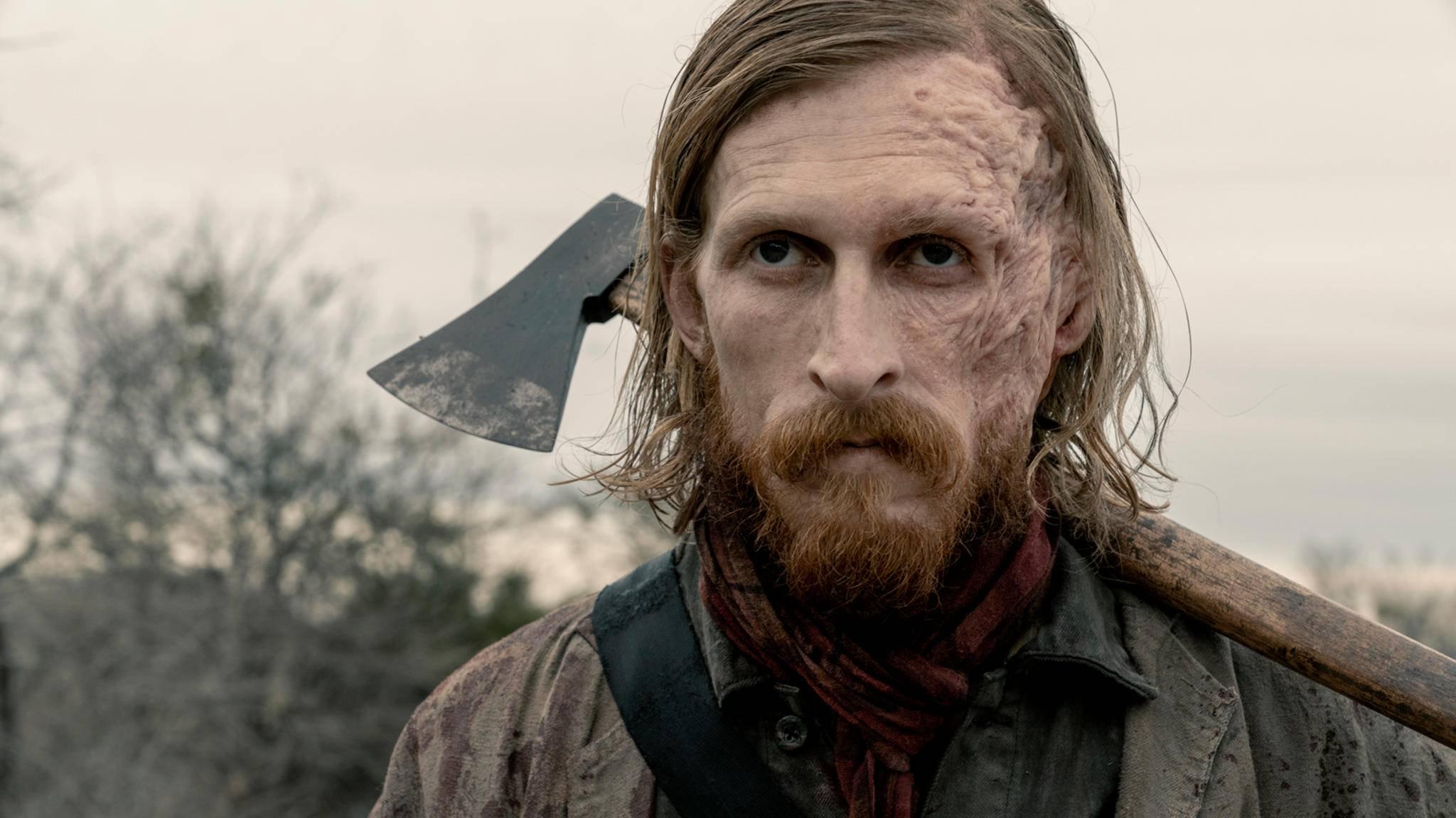 """Nicht nur Dwight scheint in Staffel 5 von """"Fear the Walking Dead"""" eine Verbindung zur Mutterserie zu sein."""
