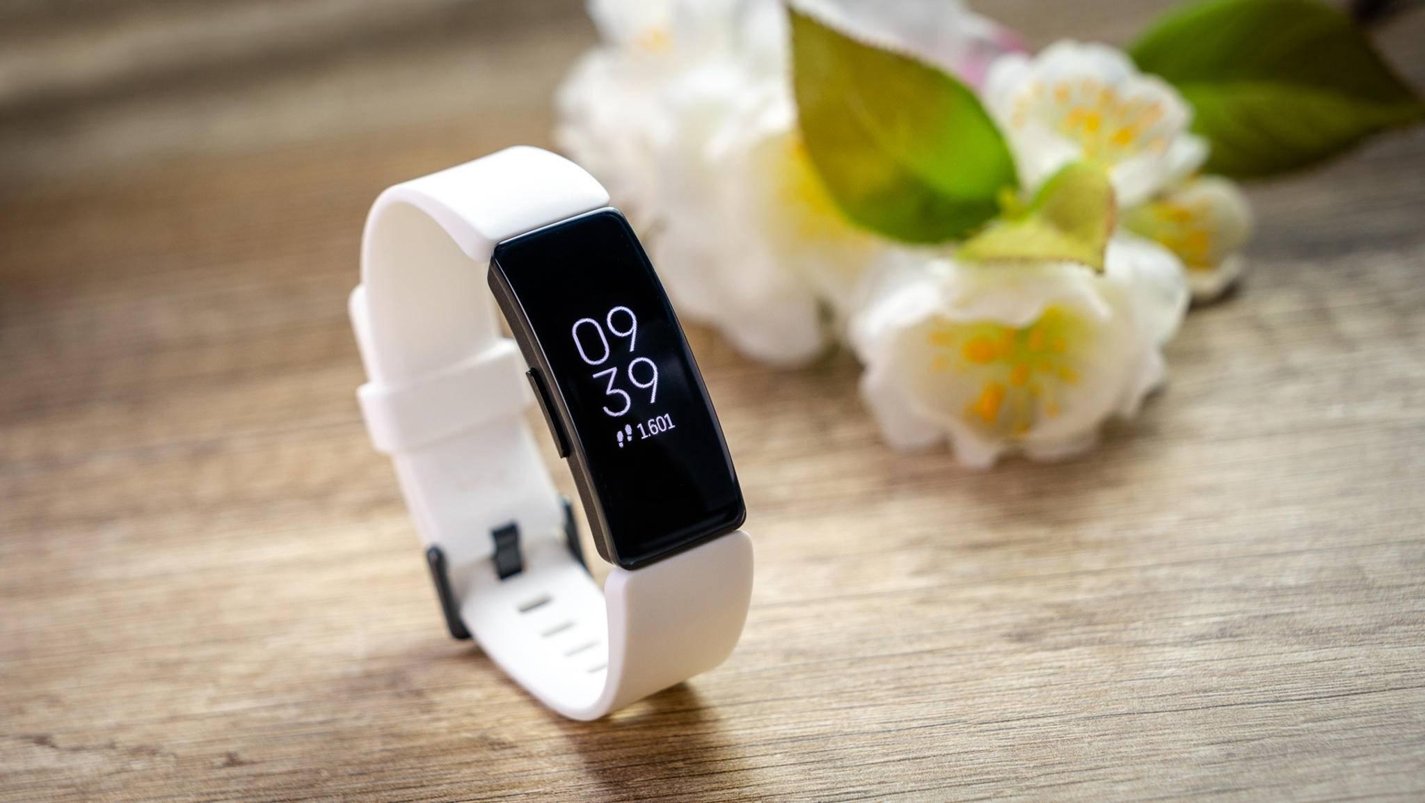 Das neue Firmware-Update sorgt für mehr Abwechslung auf dem Display des Fitbit Inspire und Inspire HR.