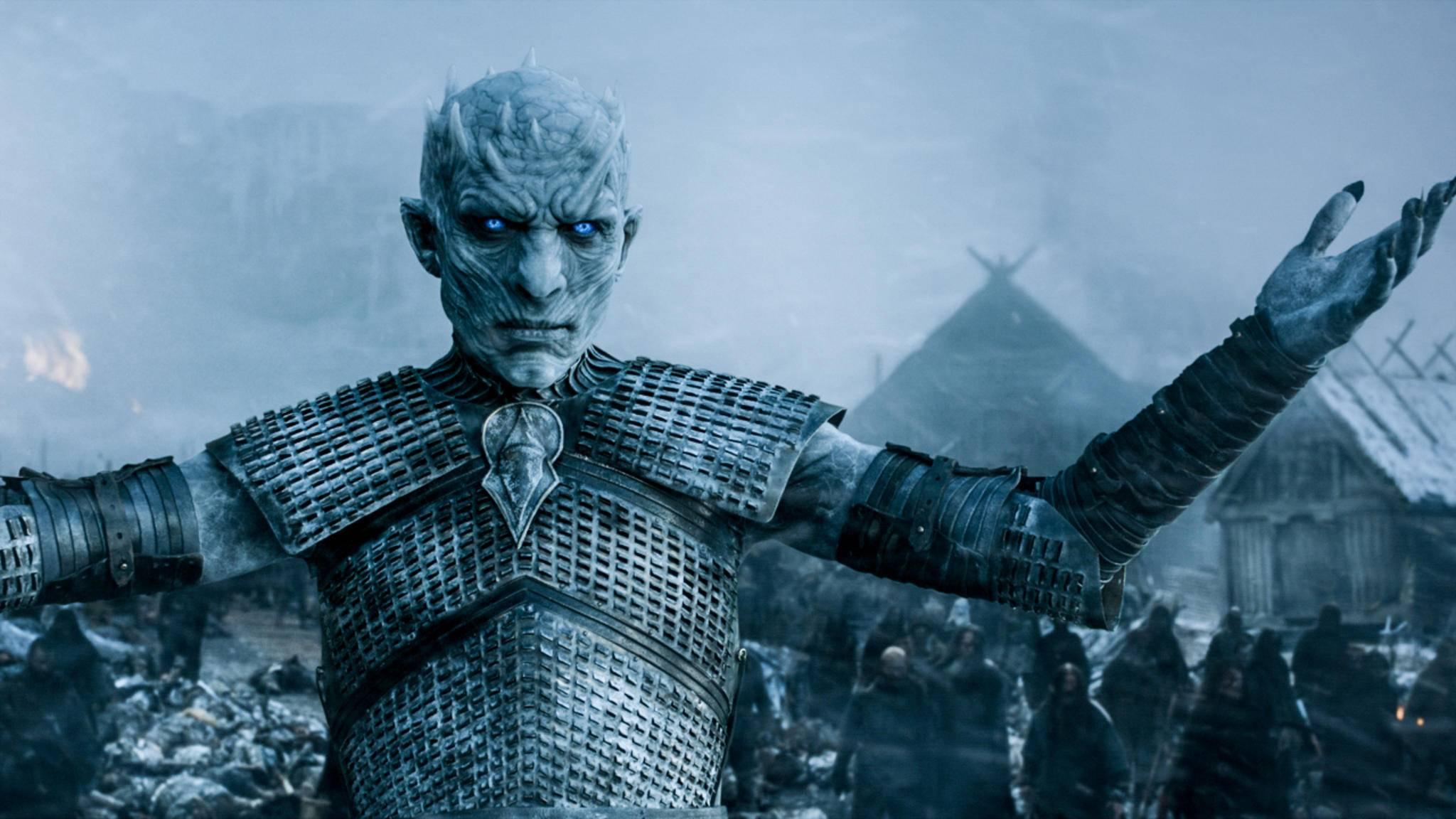 """Der Nachtkönig ist der wichtigste Gegner in Staffel 8 von """"Game of Thrones""""."""