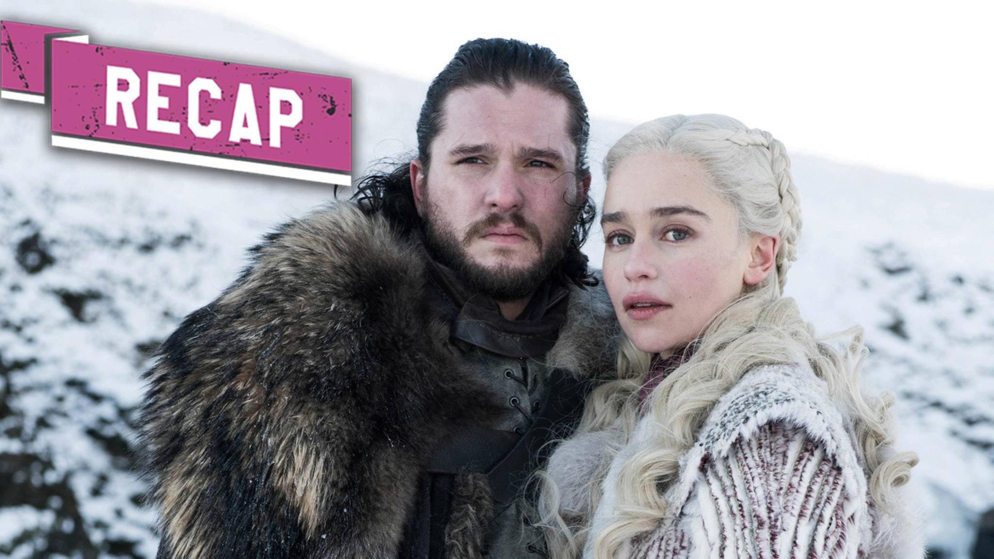 """Sorgenvoller Blick: Werden alle """"Game of Thrones""""-Recaps so lang wie das hier? (Spoiler: Ja.)"""