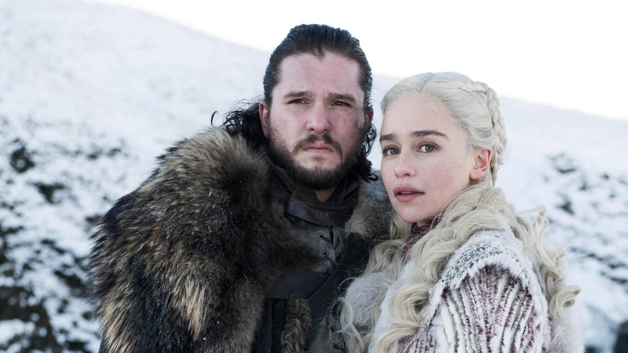 """""""Game of Thrones"""" hievt HBO auf den Emmy-Thron 2019."""