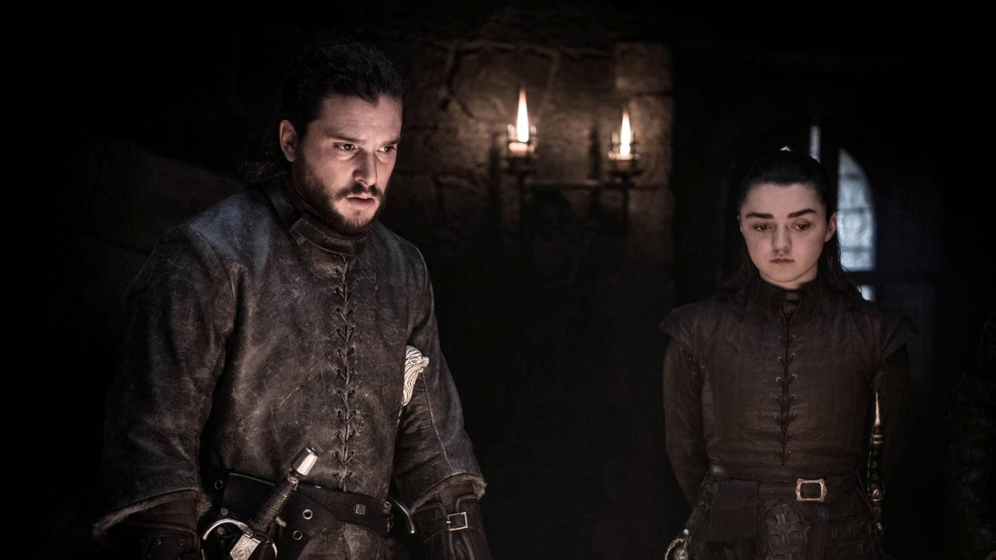 """Wir müssen jetzt ganz stark sein: Die nächste Folge von """"Game of Thrones"""" wird laut Regisseur der pure """"Survival Horror""""."""
