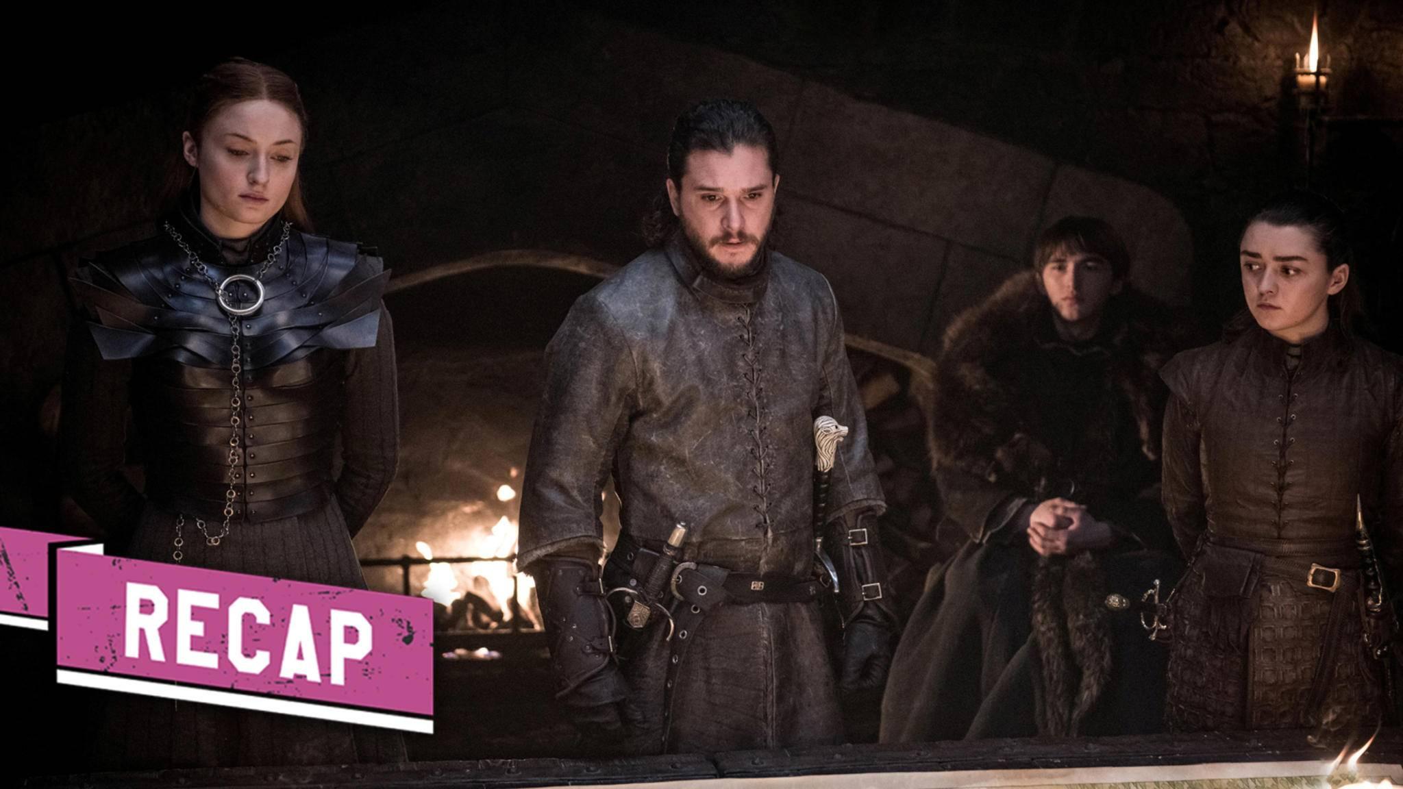 In Episode 3 der finalen Staffel kam es endlich zum Showdown mit dem Nachtkönig ... – und die Starks waren mittendrin!