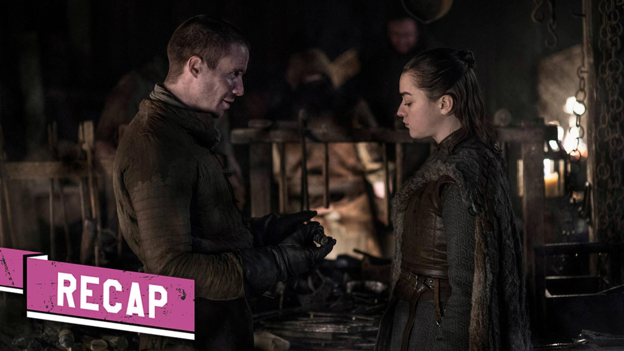 Finden hier zwei Herzen zueinander? Nein, für Arya ist es etwas rein Körperliches. Wie kann man nur so oberflächlich sein?