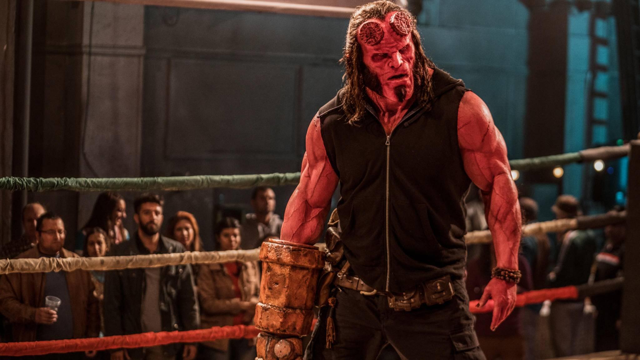 """""""Hellboy"""" zündet nicht: Reboot legt schwachen Kinostart hin"""
