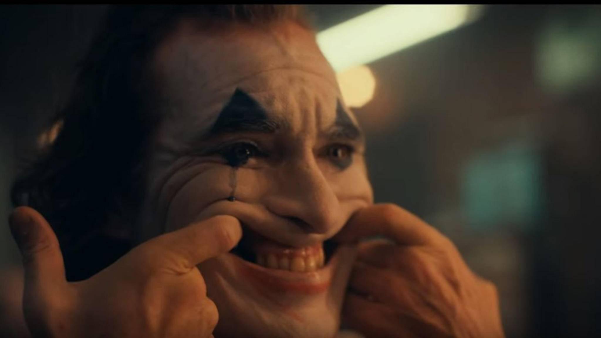 """Geschafft! """"Joker"""" hat das erhoffte R-Rating in der Tasche."""