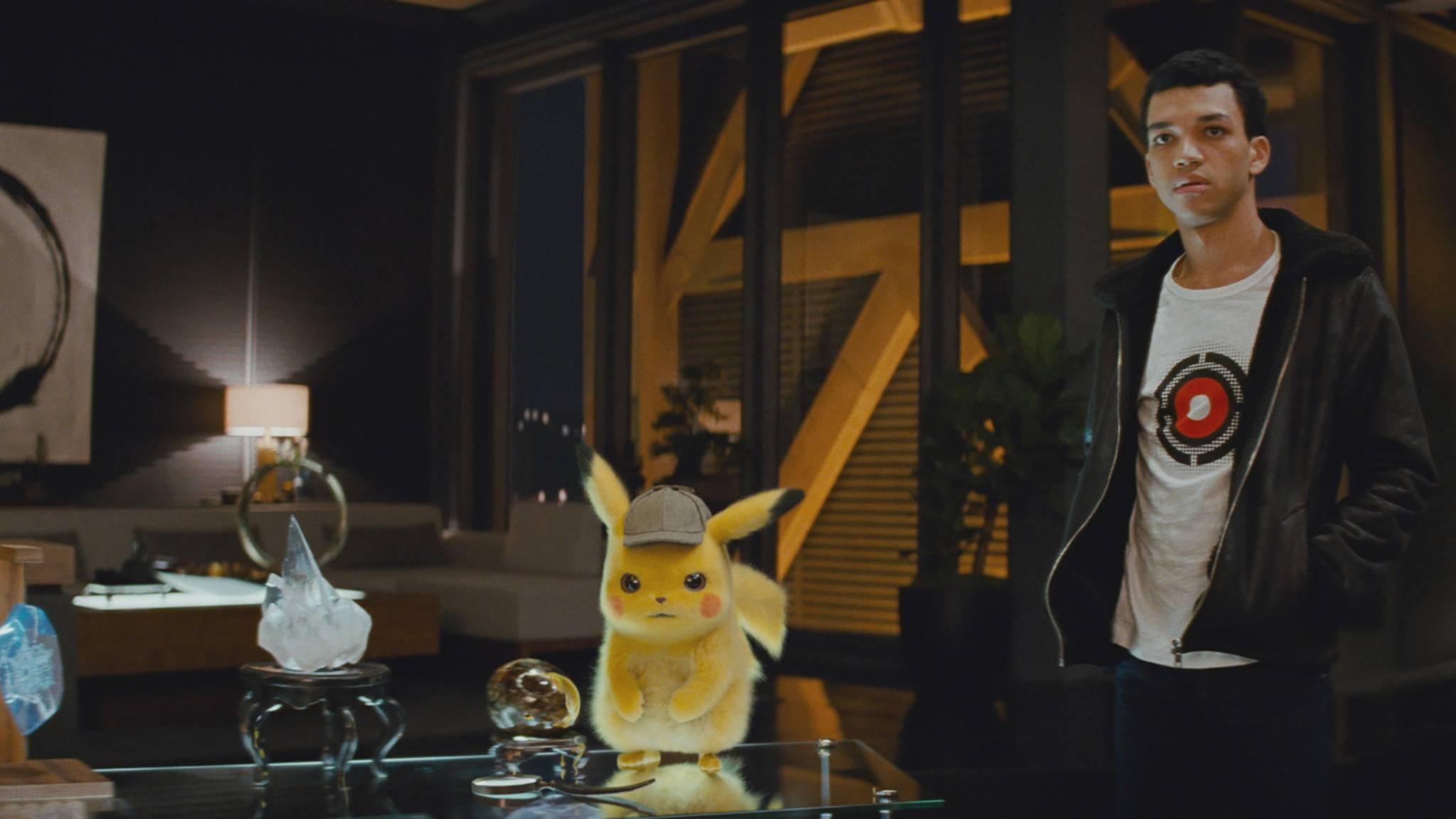 Besonders lobten die ersten Kritiker die Pikachu-Tim-Dynamik.