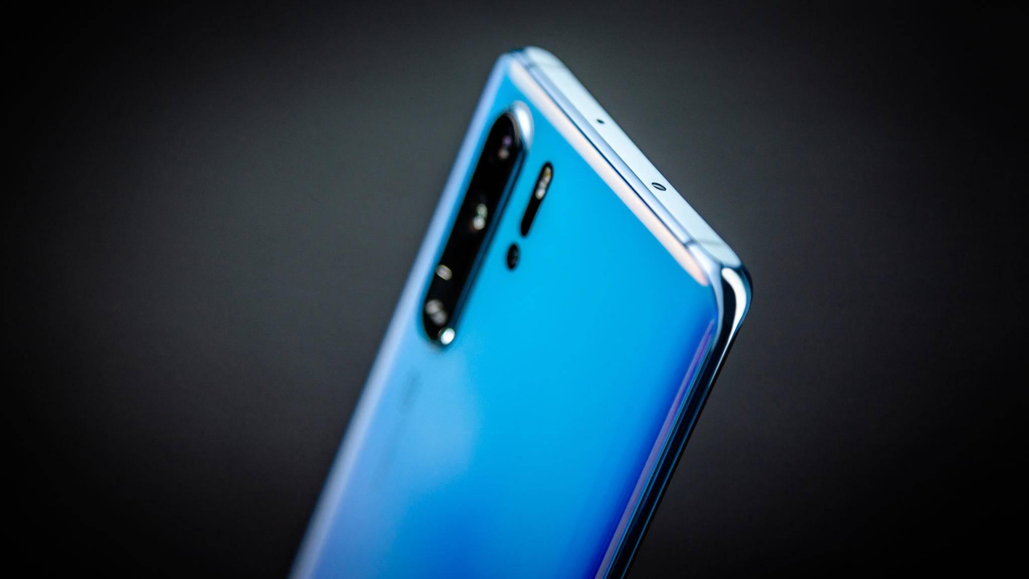 Der Nachfolger des Huawei P30 Pro (Foto) soll im März erscheinen.
