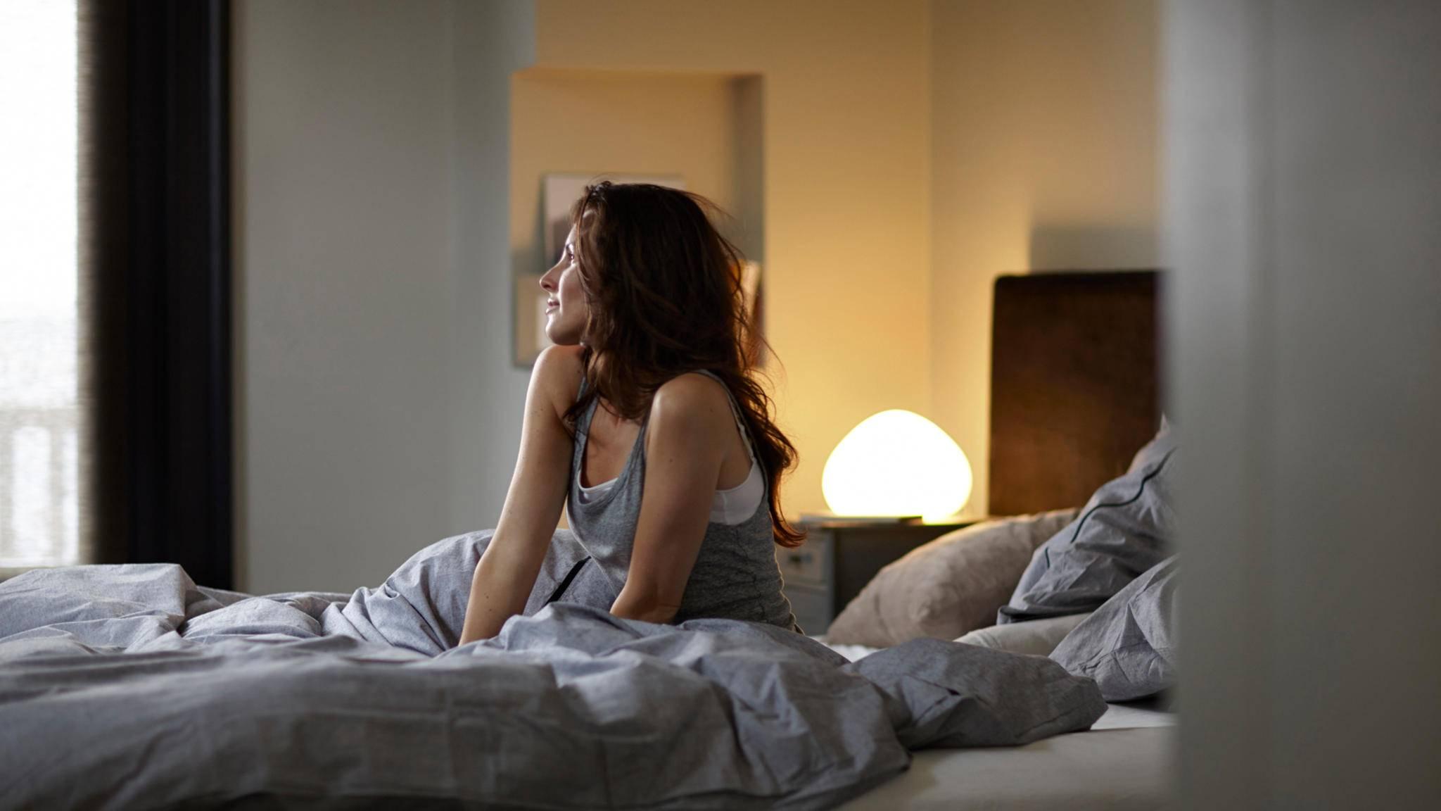 """Die """"Gentle Sleep & Wake""""-Funktion von Google soll Philips-Hue-Nutzern einen sanften Tagesstart bieten."""