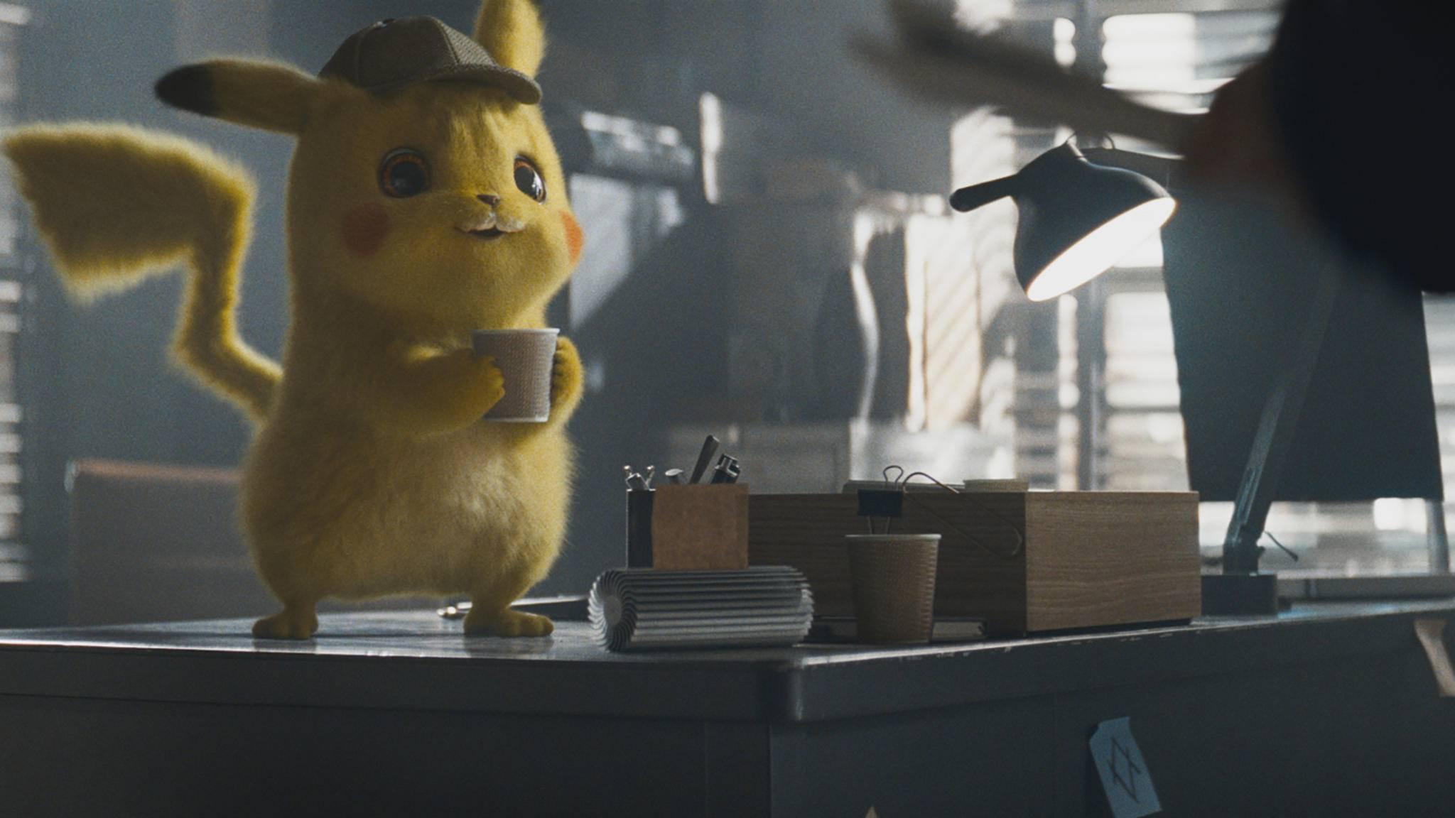 Pikachu hat alle Hinweise gesichtet und ist sich fast sicher: Kevin hat ein Pokémon!