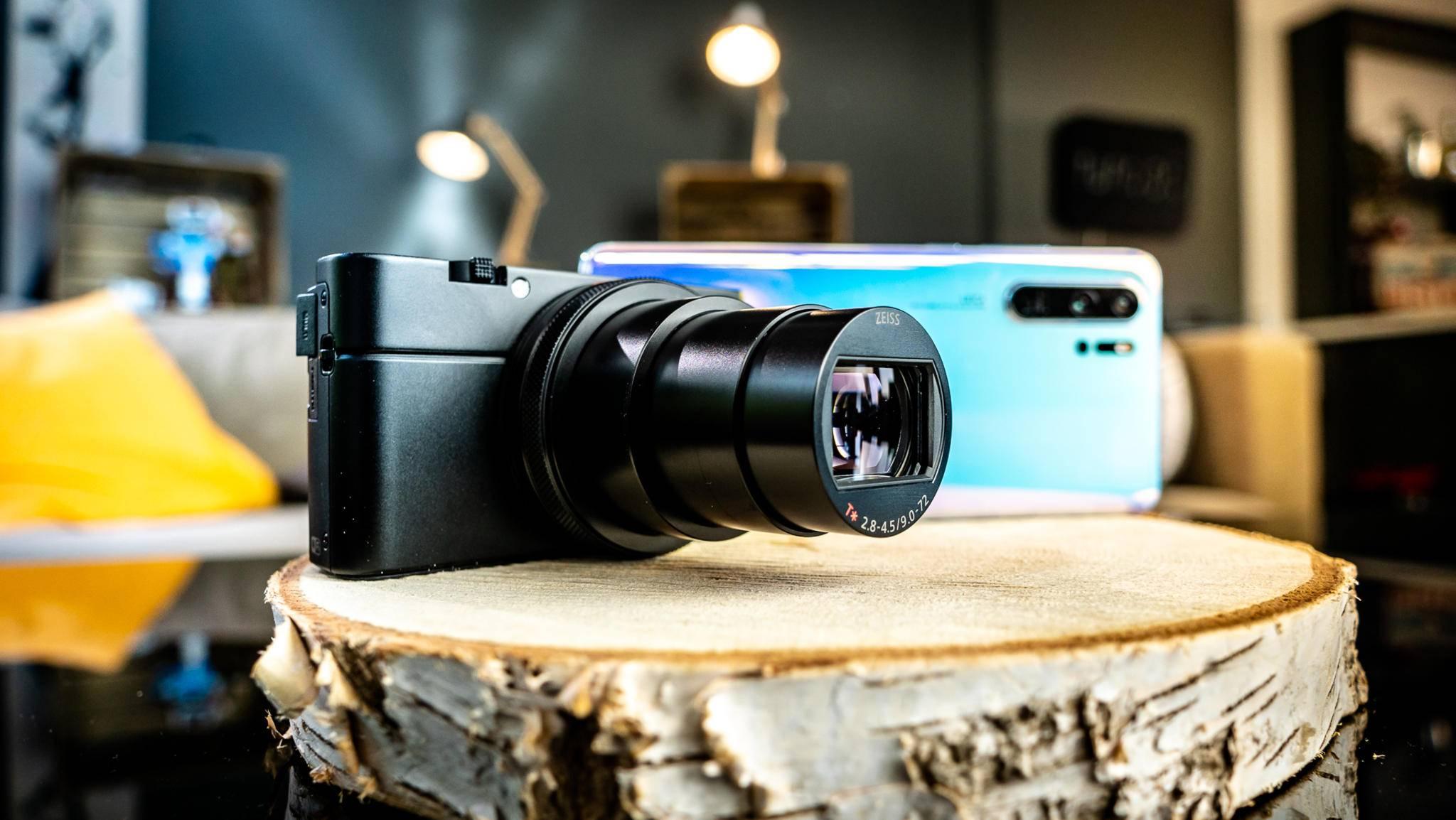 Kann das Huawei P30 Pro eine hochwertige Kompaktkamera schlagen?