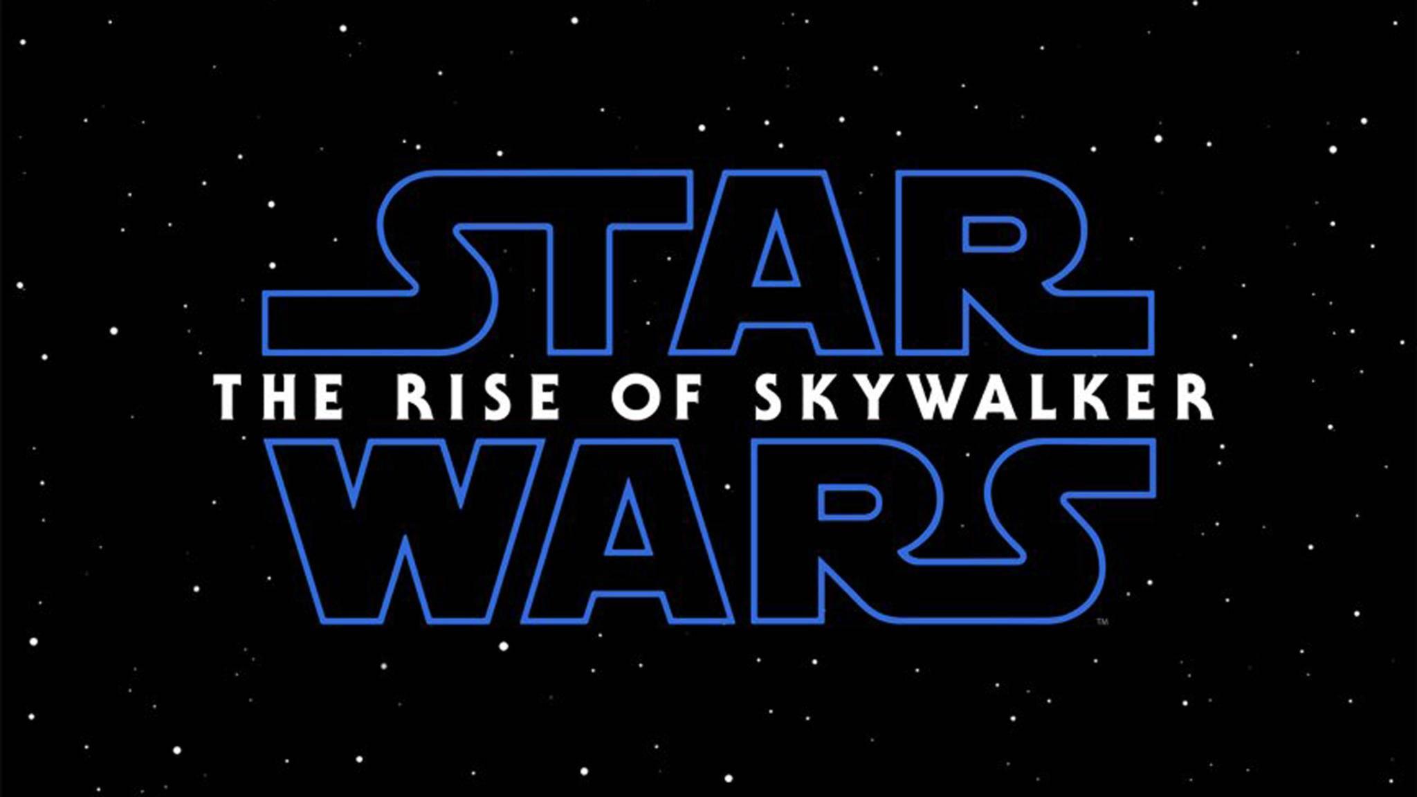 """Dieses erste """"Star Wars""""-Plakat zu """"The Rise of Skywalker"""" sorgt für reichlich Schmunzler."""