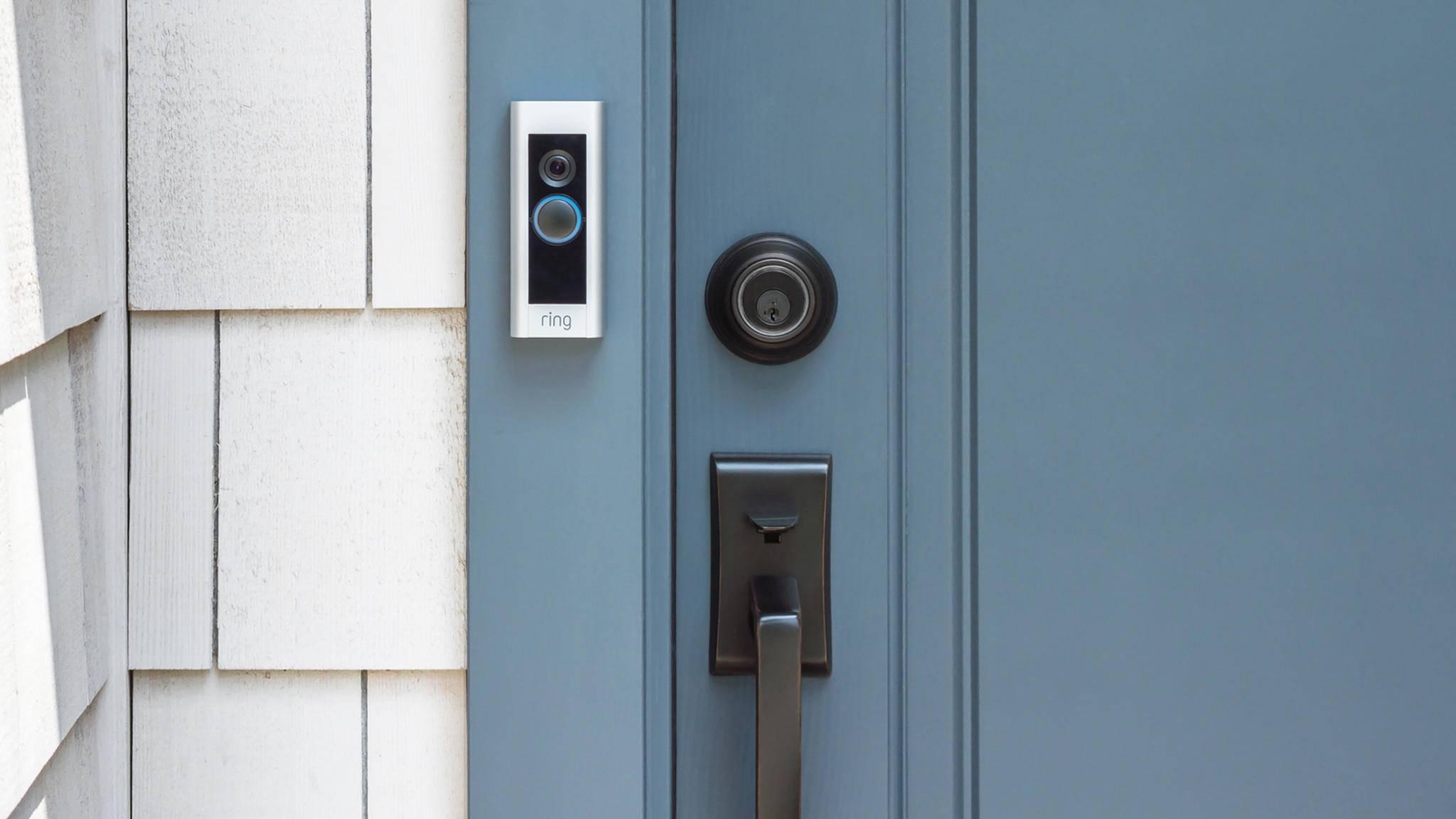 Smart-Home-Hersteller Ring übernimmt auf Wunsch künftig eine Schlüsselfunktion in Deinem intelligenten Zuhause.