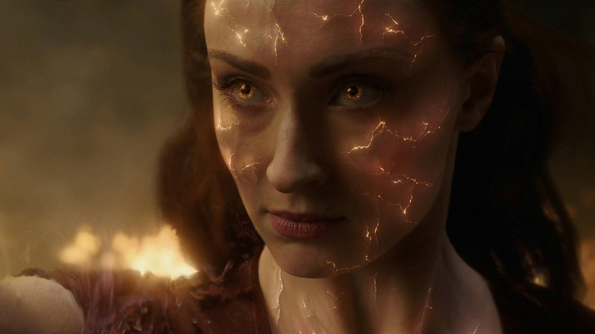 Superheldin statt Sansa: Sophie Turner ist Jean Grey.