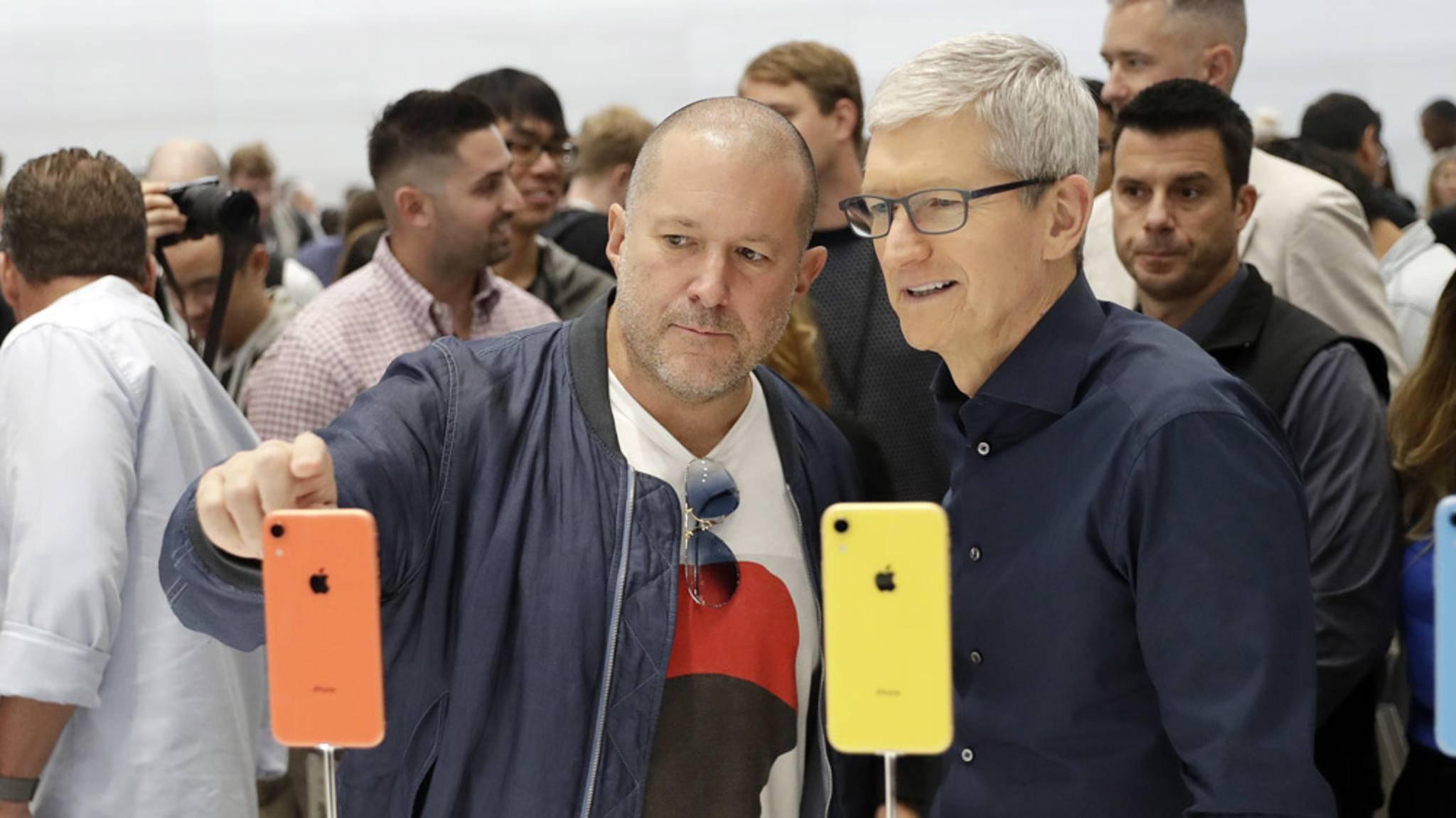 Die übermäßige Nutzung des iPhones sei nie das erklärte Ziel Apples gewesen, betonte Tim Cook jetzt.