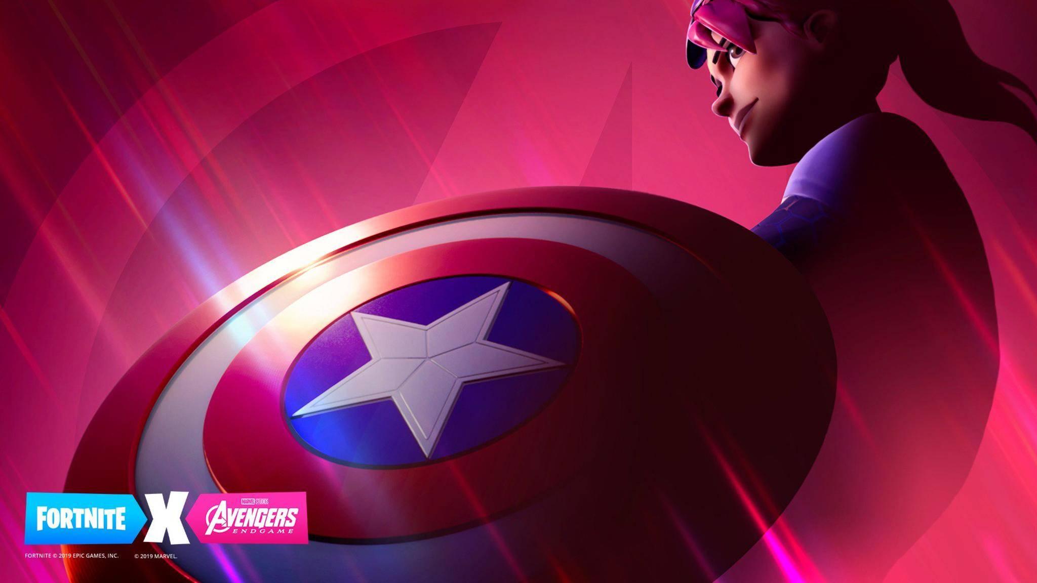 """""""Fortnite"""" rüstet sich für ein neues """"Avengers""""-Crossover."""