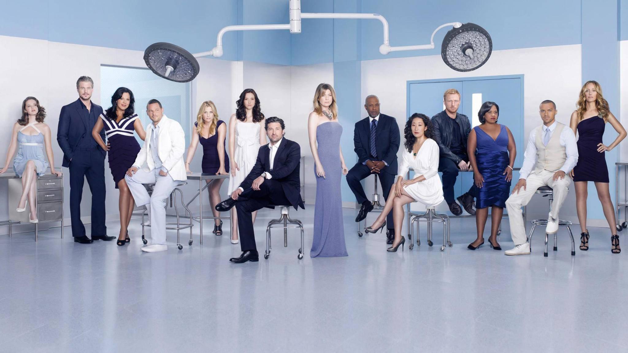 """Suit up für ein neues Cast-Mitglied: """"Grey's Anatomy"""" verpflichtet """"Suits""""-Star Sarah Rafferty."""
