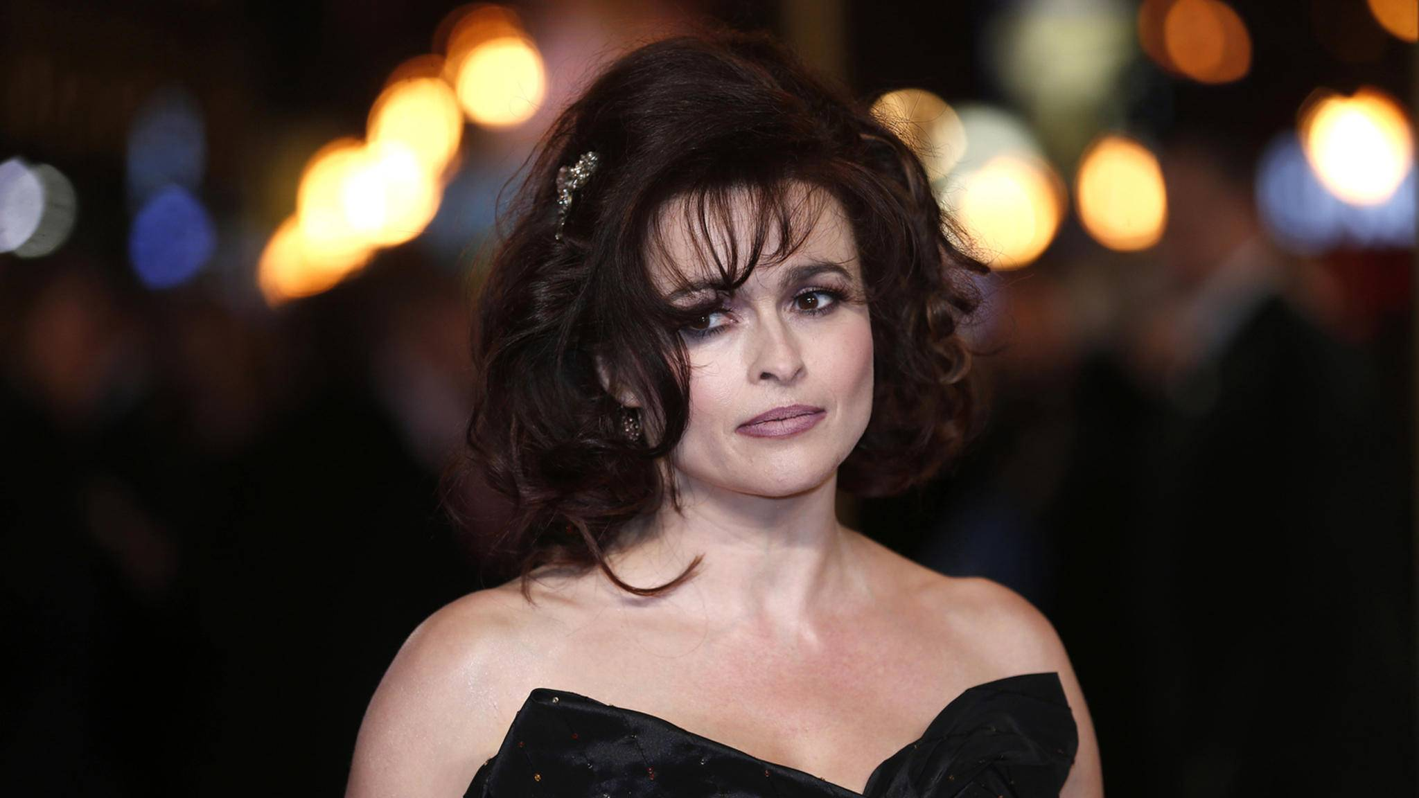 Helena Bonham Carter brilliert vor allem in exzentrischen Rollen.