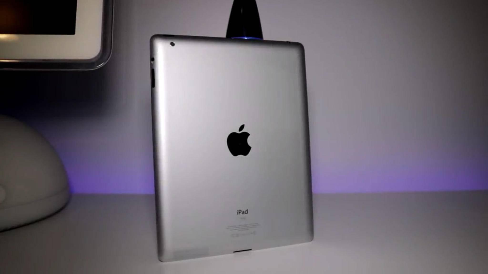 Ab Ende April endgültig auf dem Abstellgleis: das iPad 2 aus dem Jahr 2011.